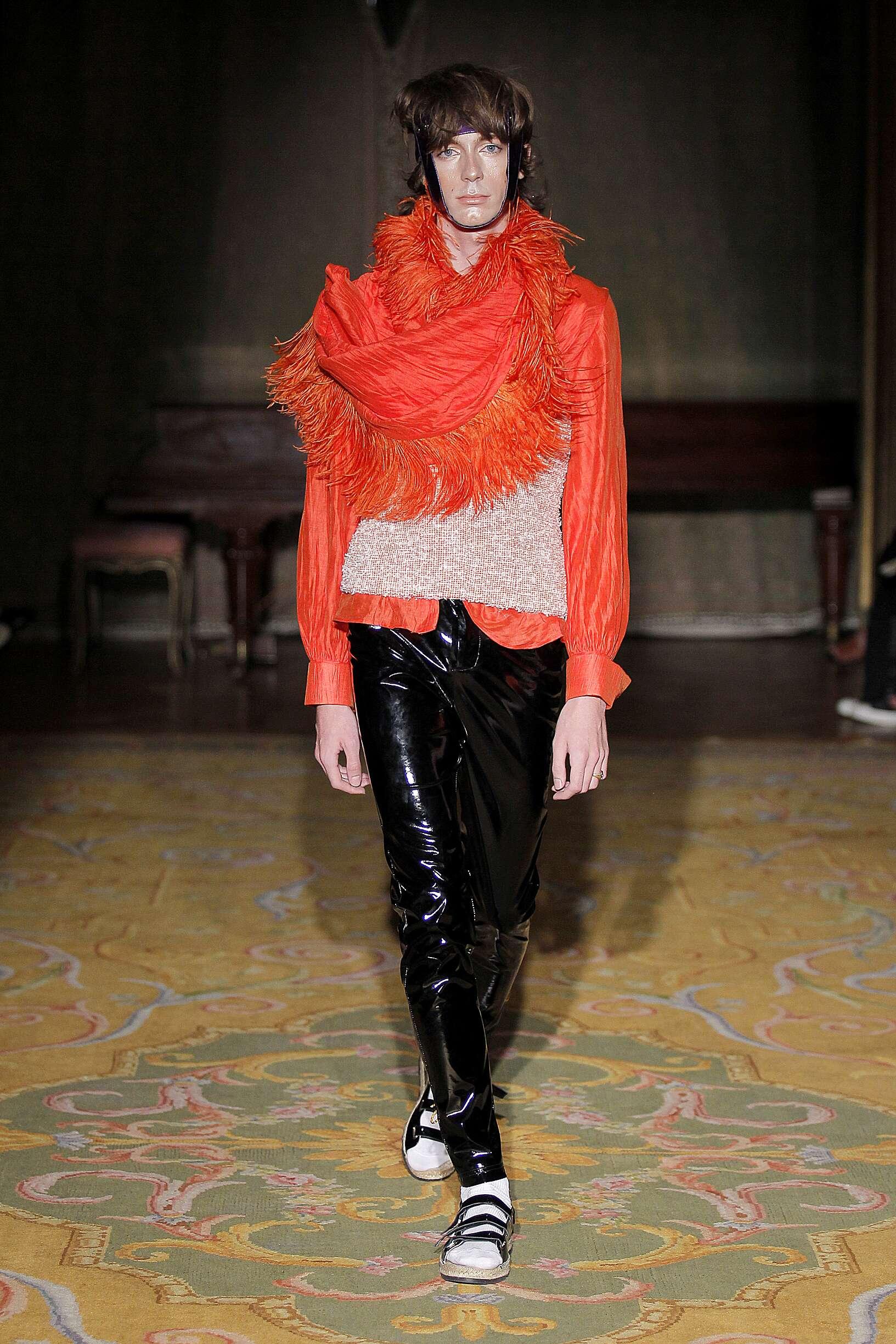 Palomo Spain Spring Summer 2020 Collection Paris Fashion Week