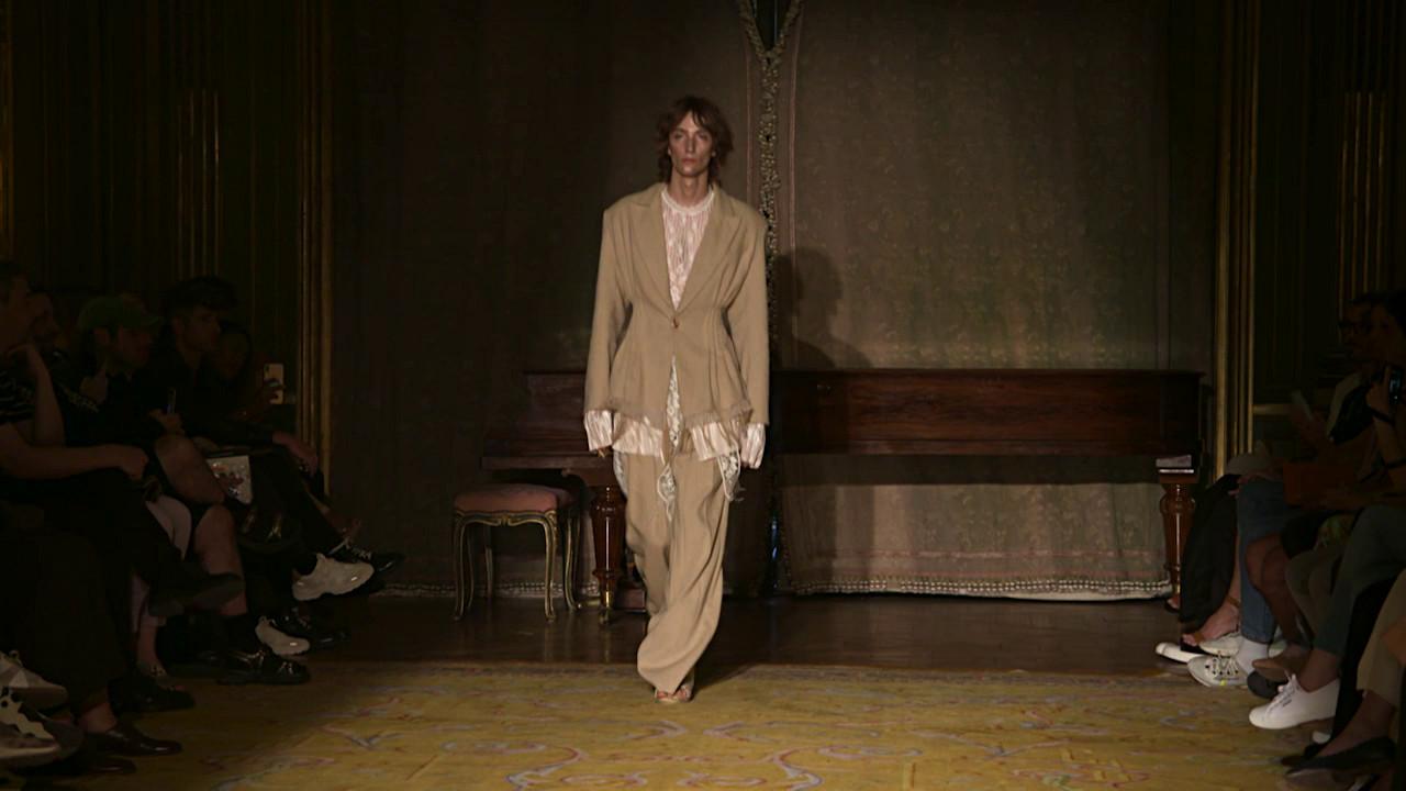 Palomo Spain Spring Summer 2020 Men's Fashion Show - Paris Fashion Week
