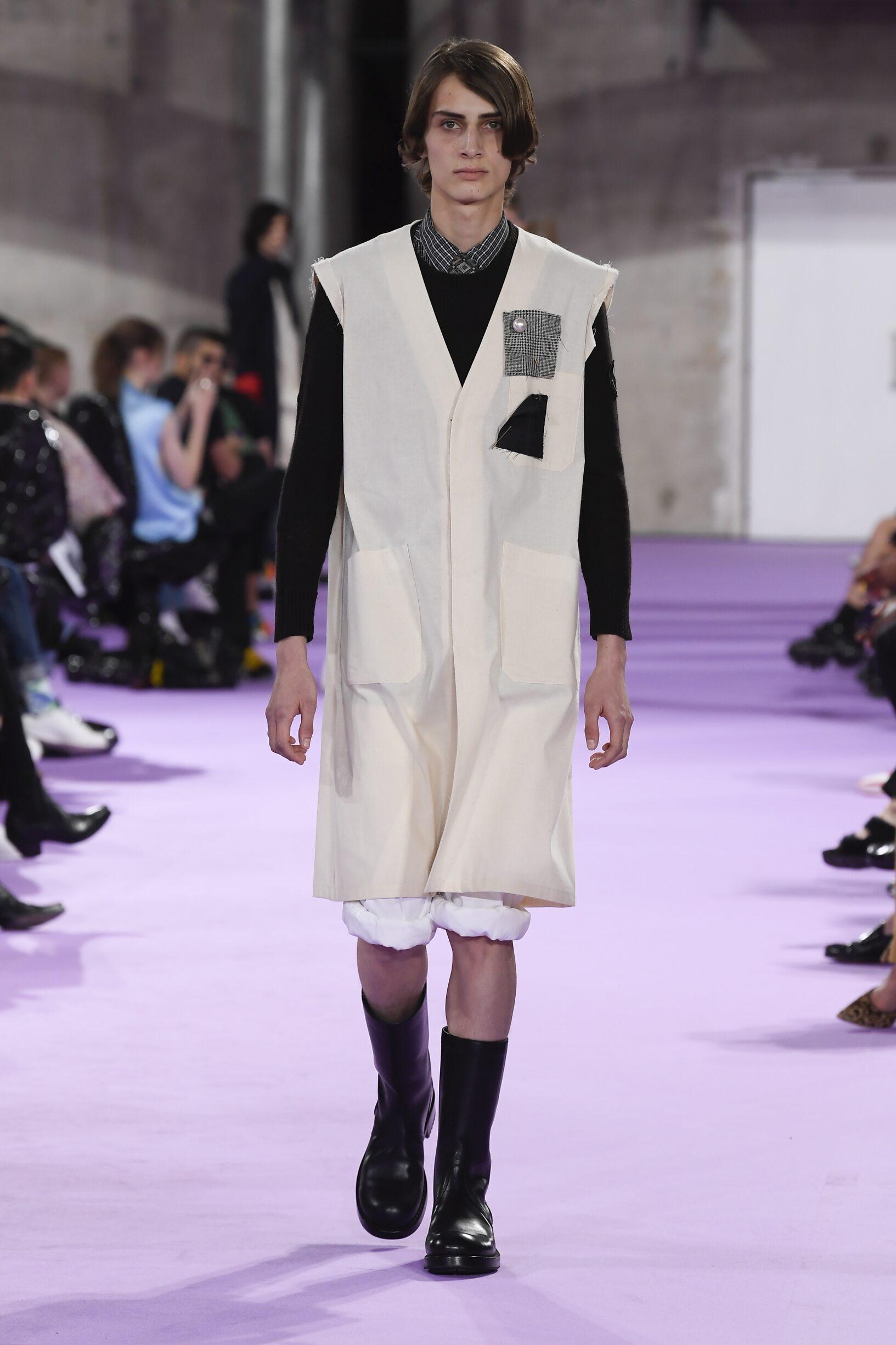 Raf Simons Spring Summer 2020 Collection Paris Fashion Week