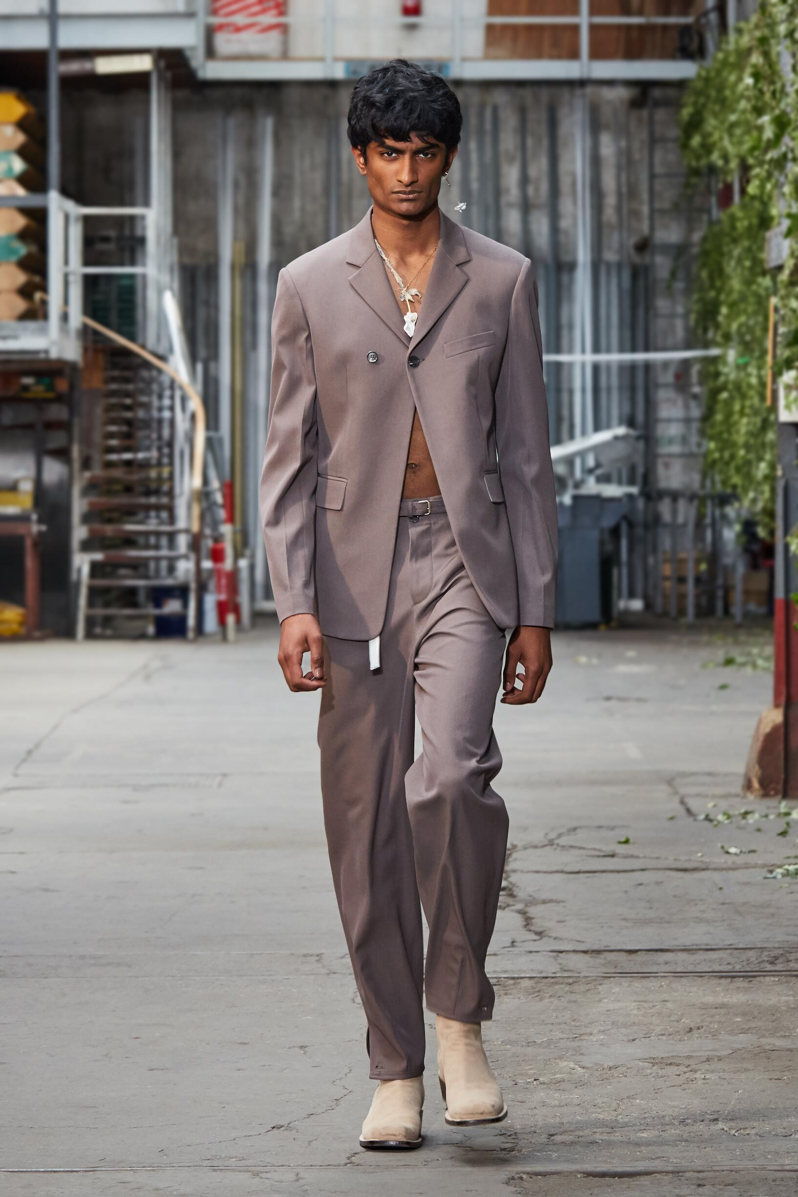 Rochas Fashion Show SS 2020