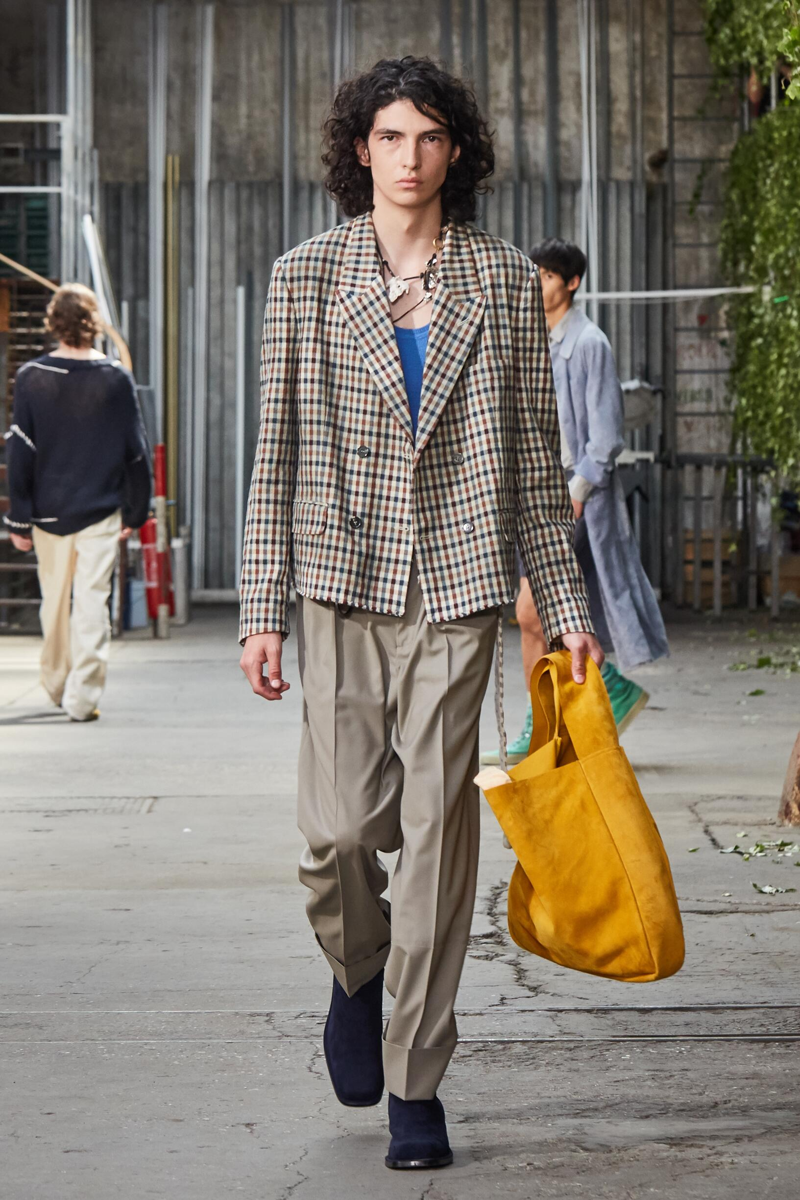 Rochas Men's Collection 2020