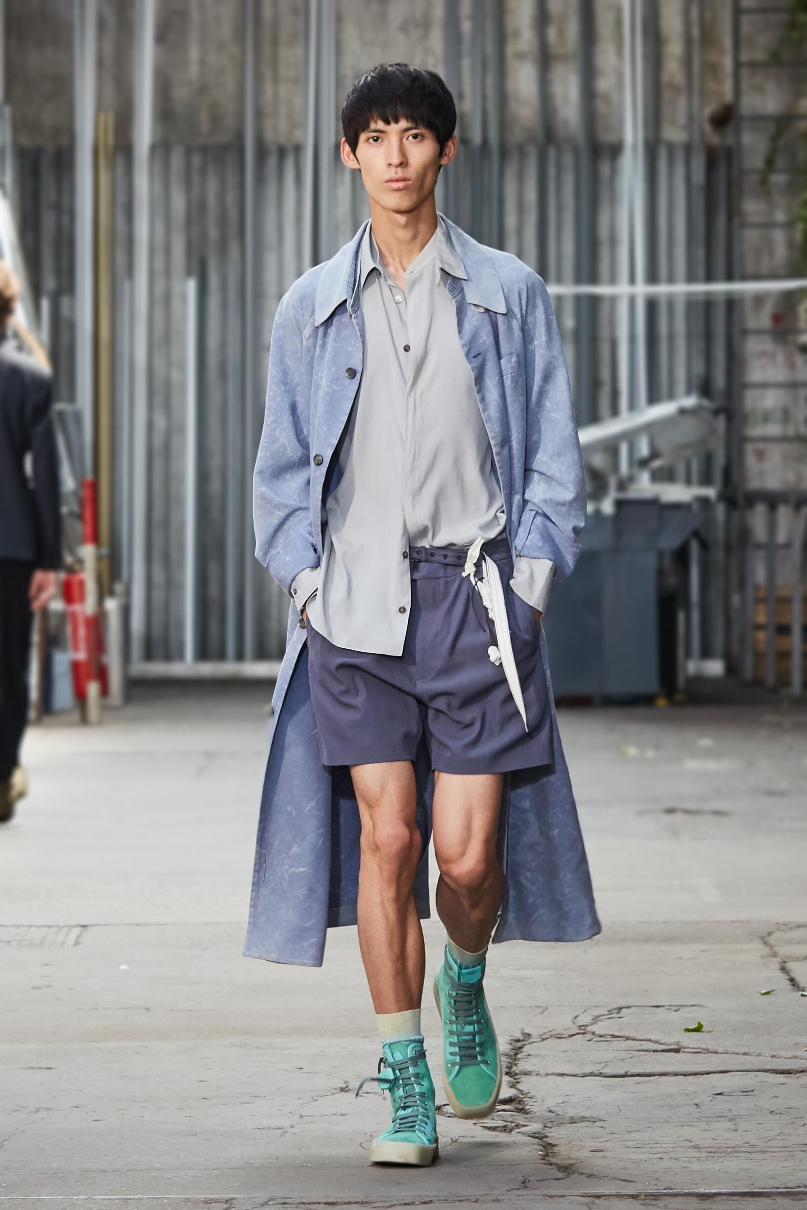 Rochas SS 2020 Menswear