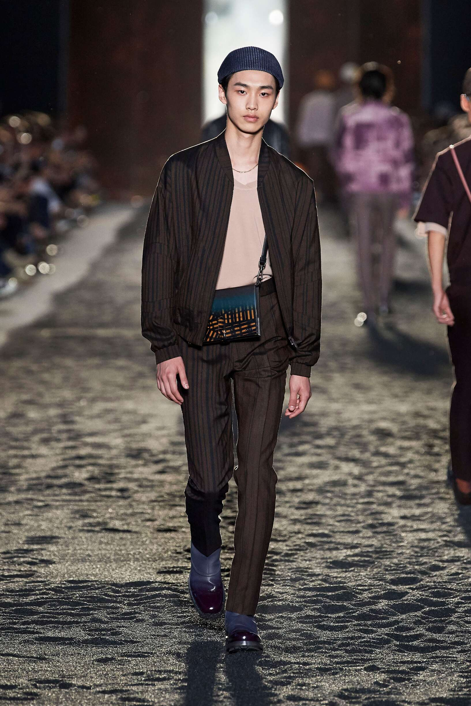 Runway Ermenegildo Zegna XXX Spring Summer 2020 Men's Collection Milan Fashion Week