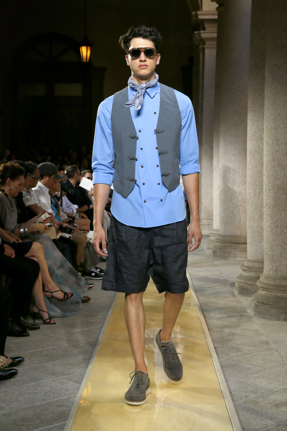 Runway Fashion 2020 Men Style Giorgio Armani