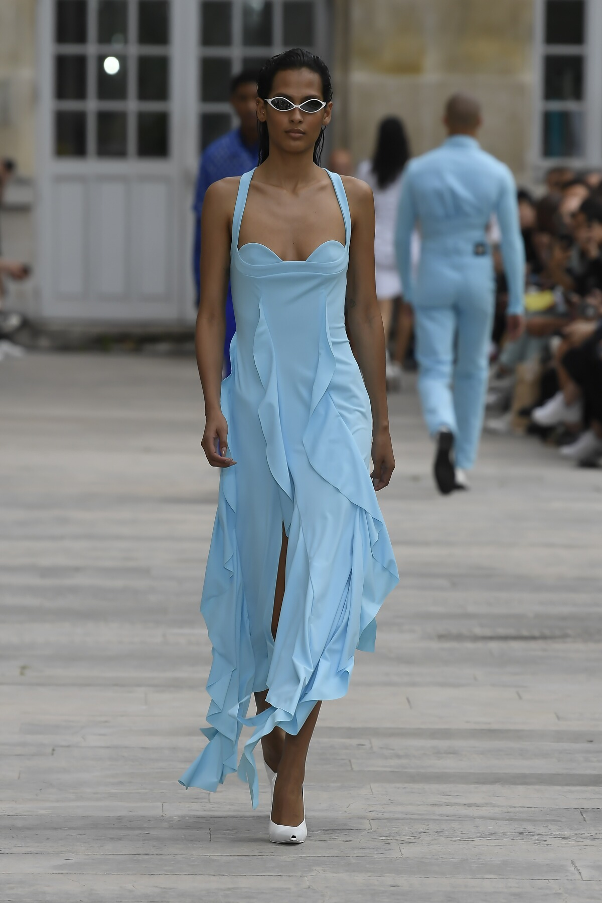 Runway Gmbh Spring Summer 2020 Women Collection Paris Fashion Week