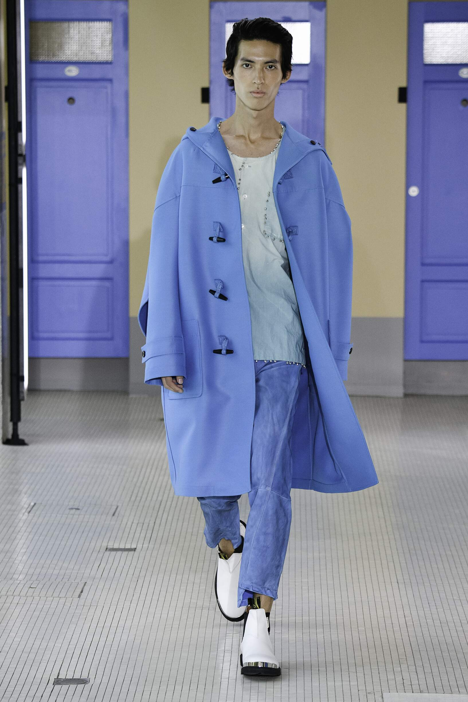 Runway Lanvin Spring Summer 2020 Men's Collection Paris Fashion Week