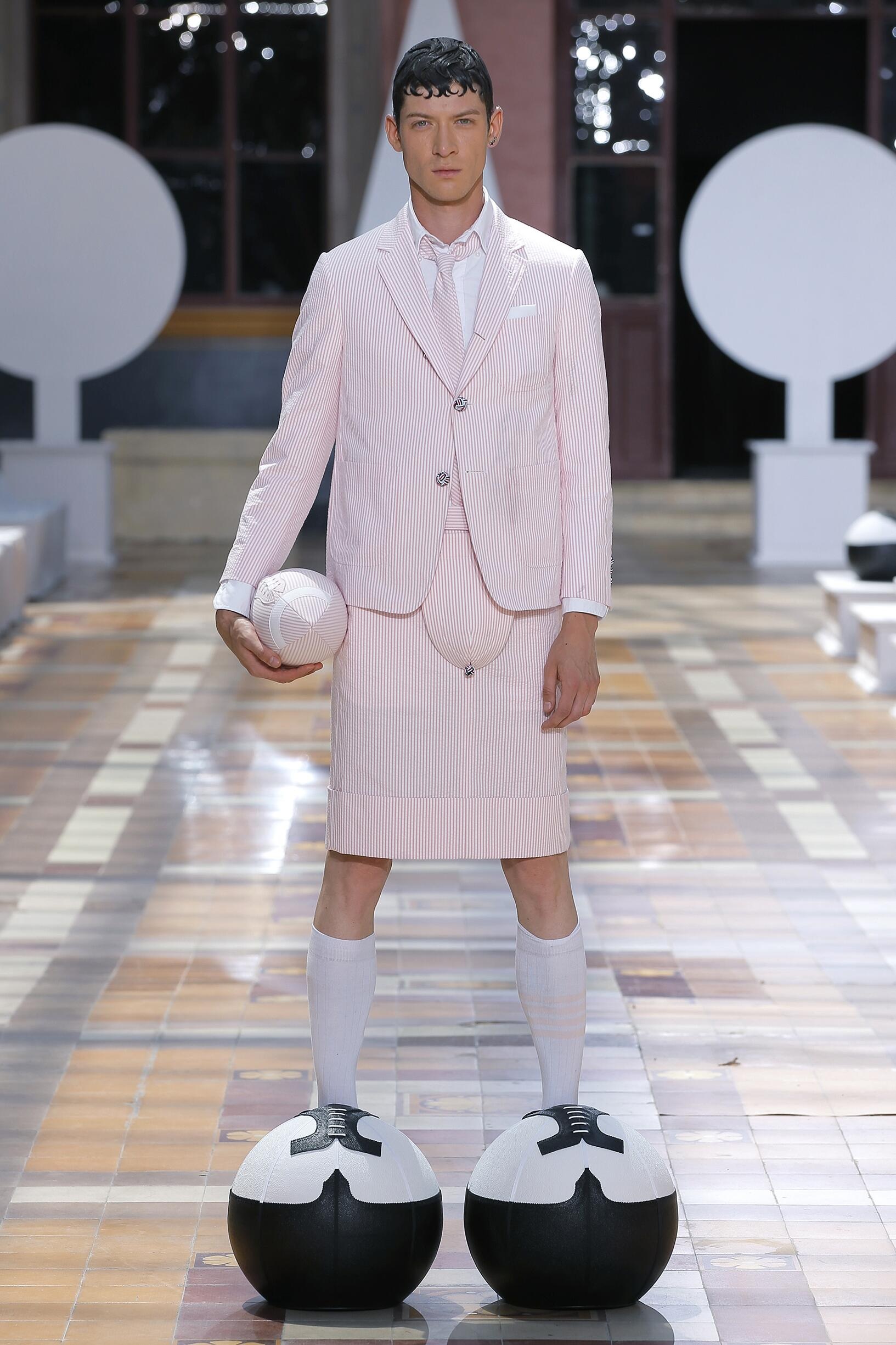 Thom Browne Spring Summer 2020 Men S Collection The