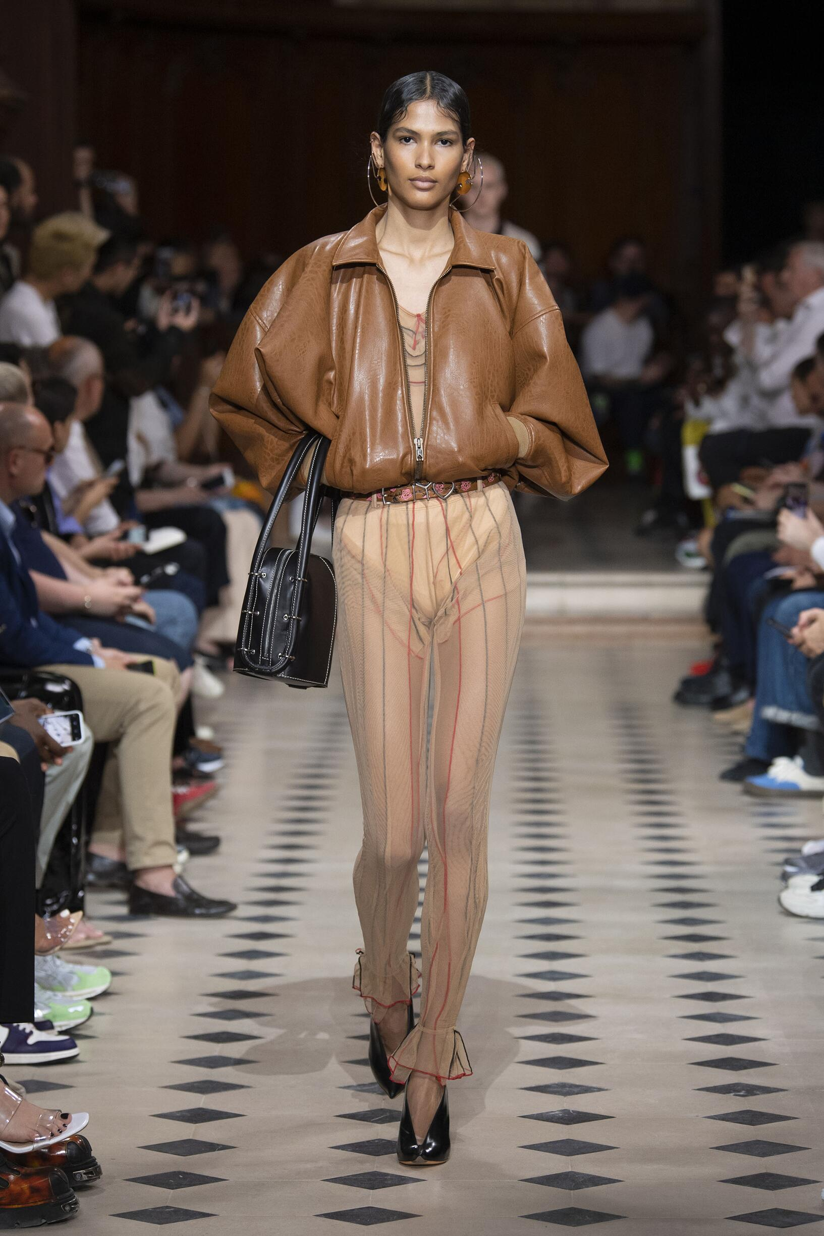 Runway Y/Project Spring Summer 2020 Women's Collection Paris Fashion Week