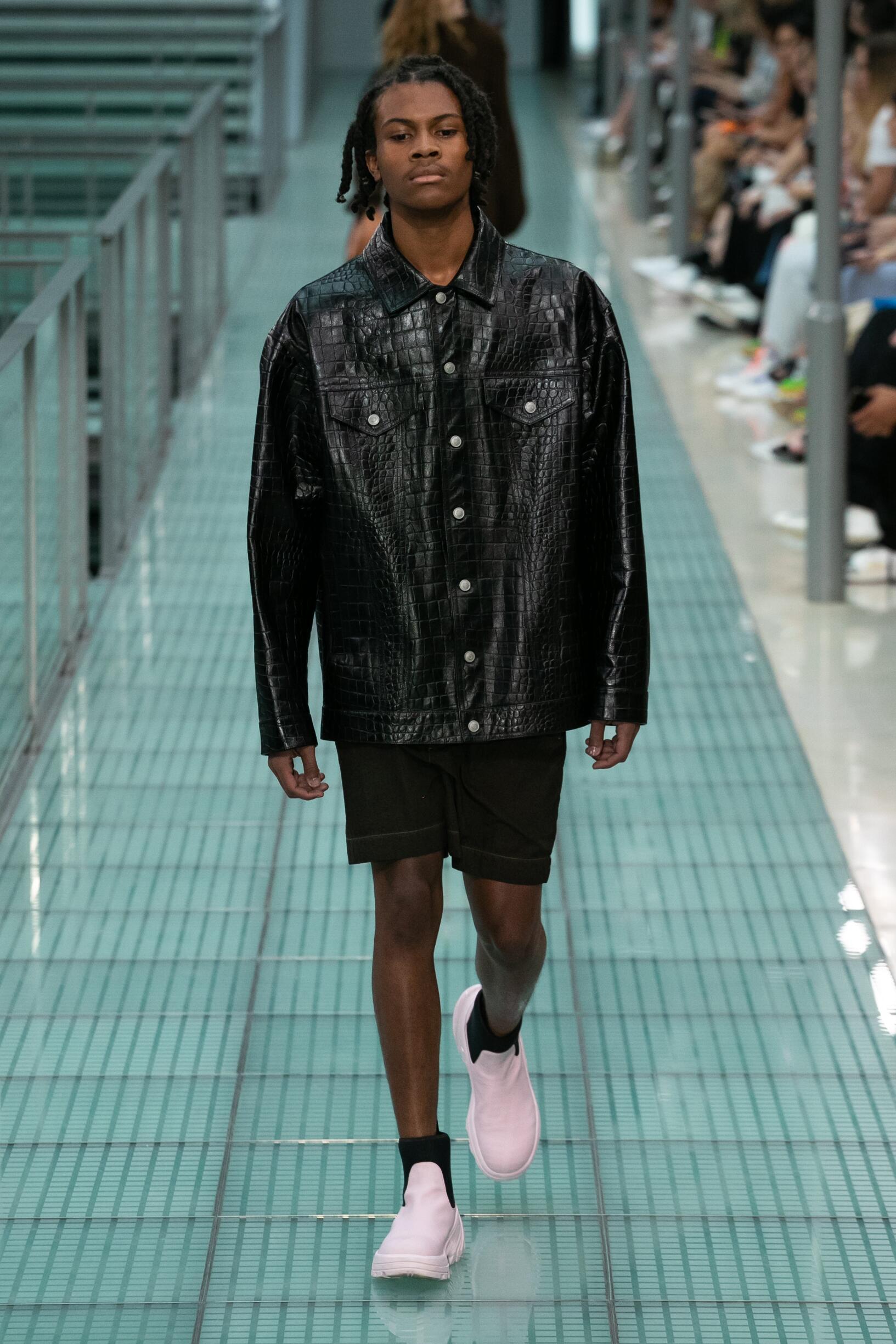 SS 2020 Alyx Fashion Show Paris