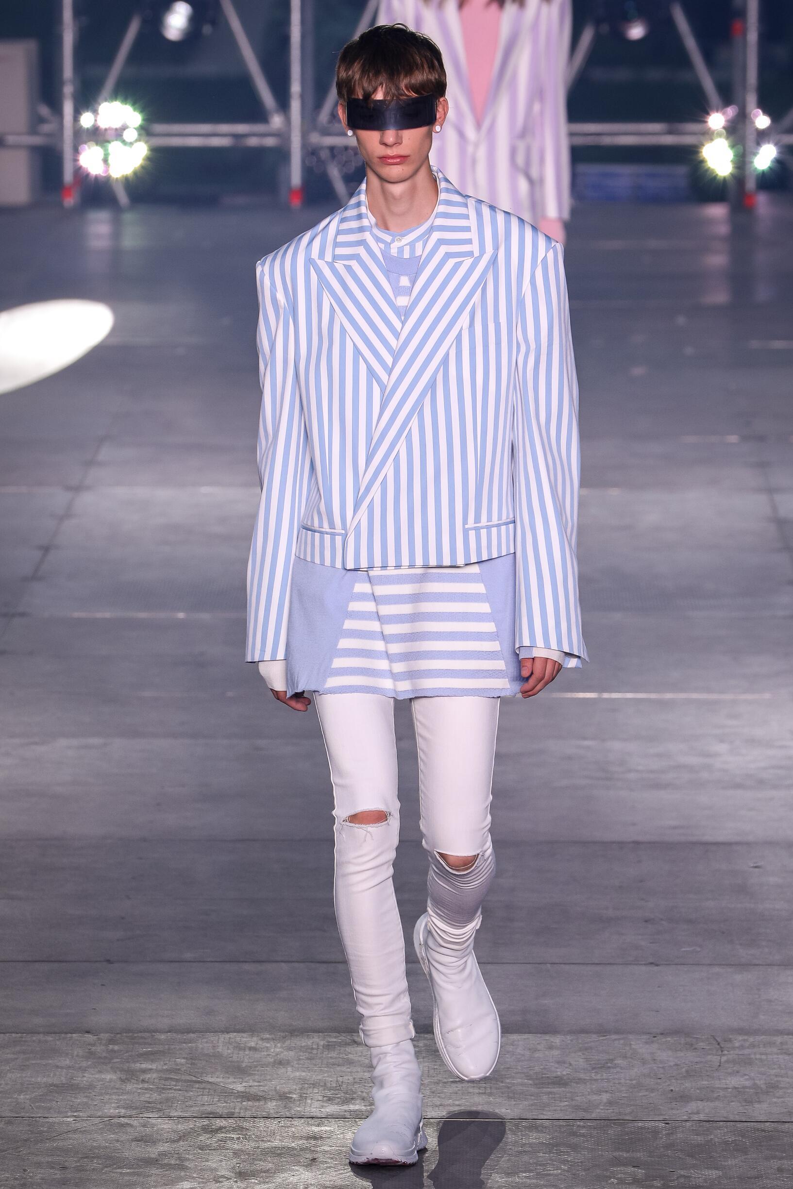 SS 2020 Balmain Fashion Show Paris