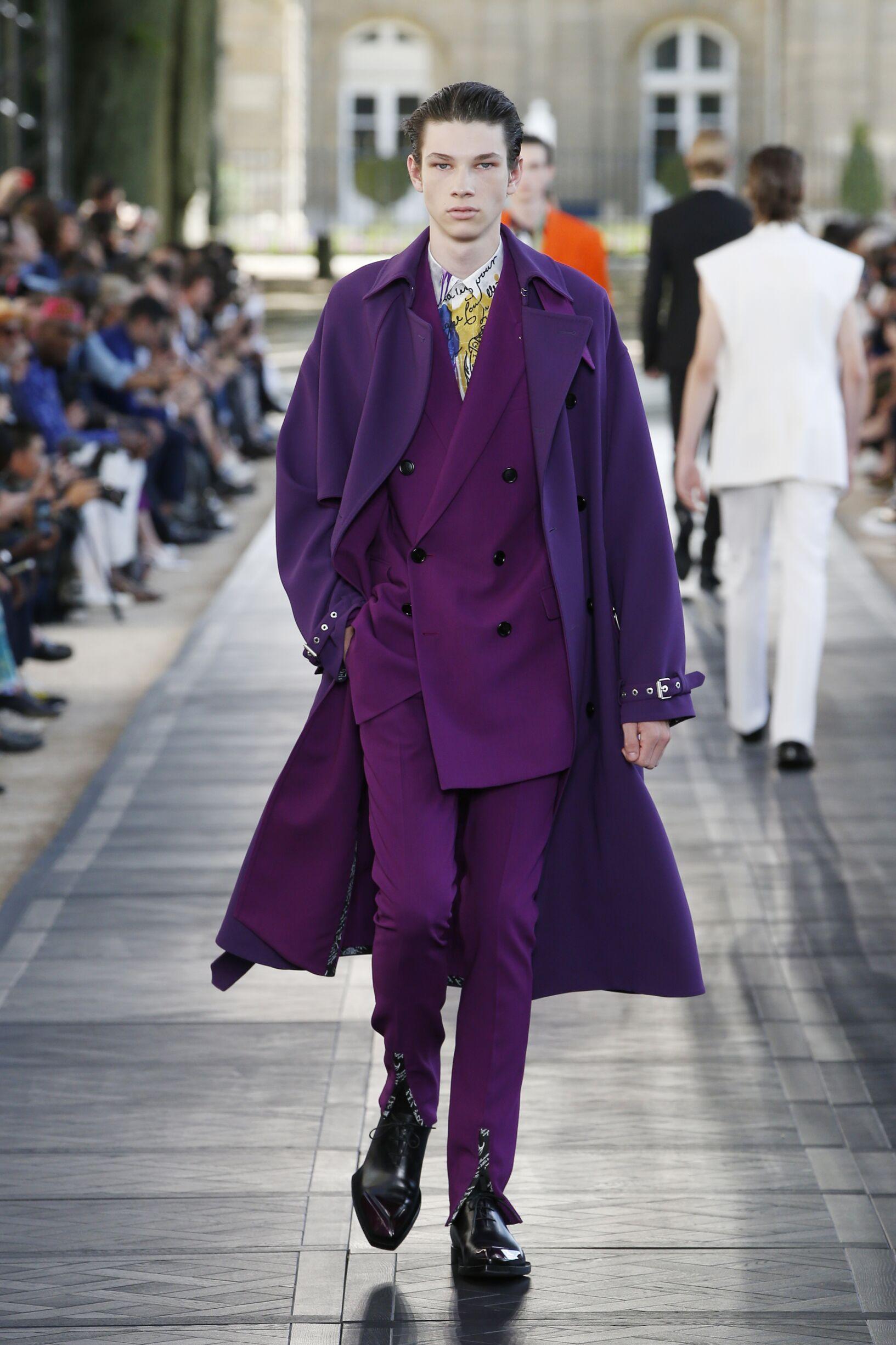 SS 2020 Fashion Show Berluti