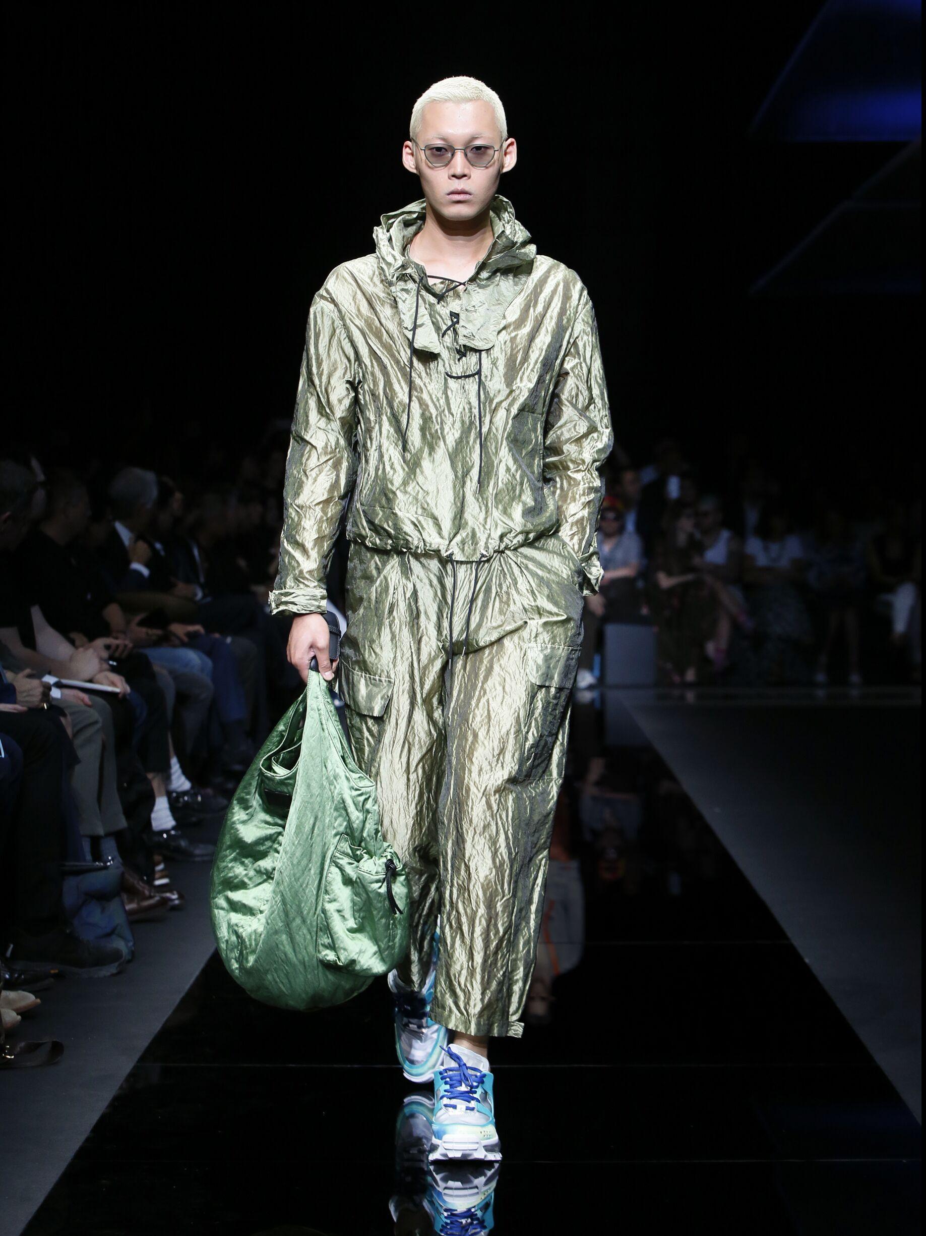 SS 2020 Fashion Show Emporio Armani