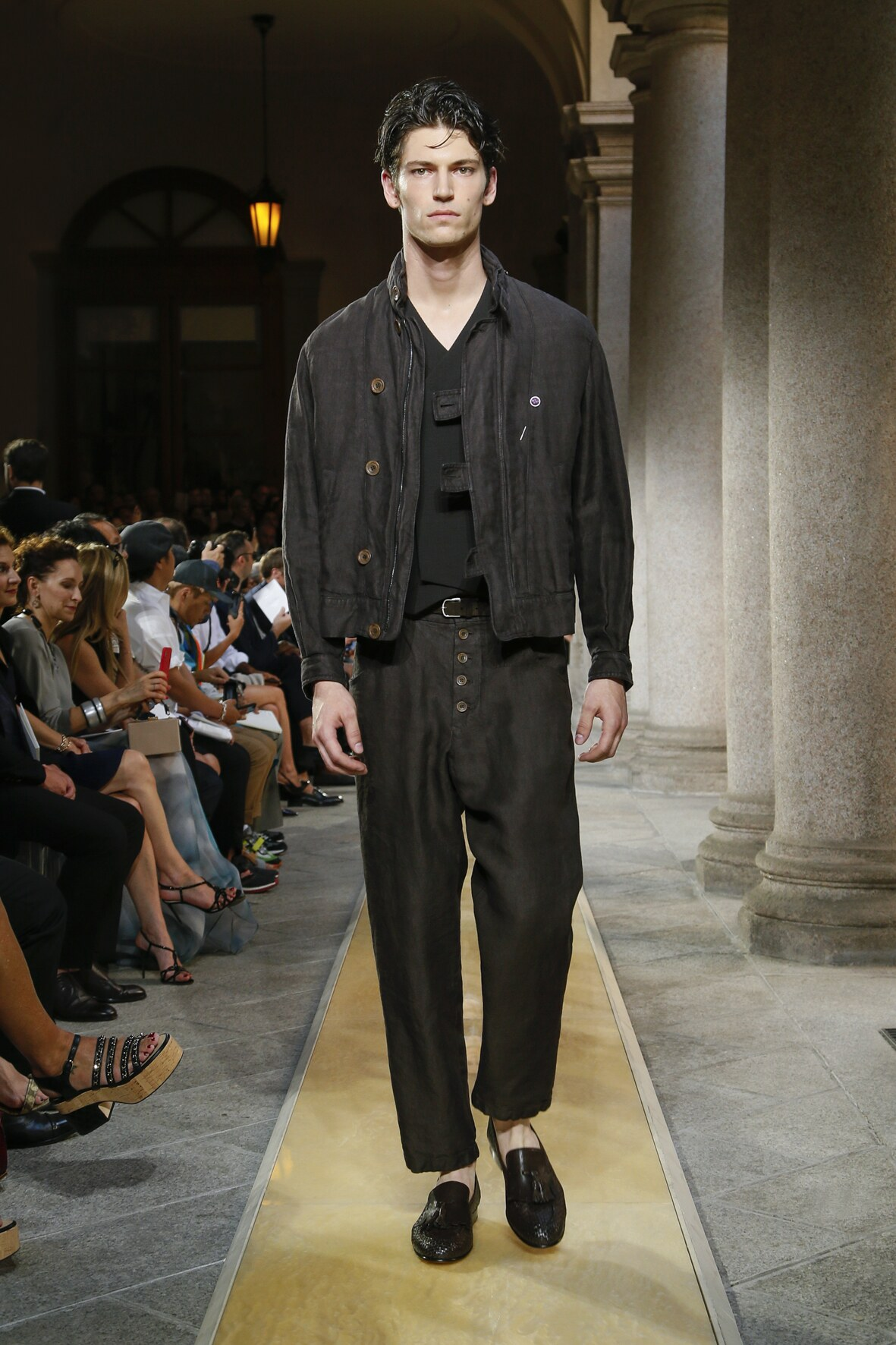SS 2020 Fashion Show Giorgio Armani