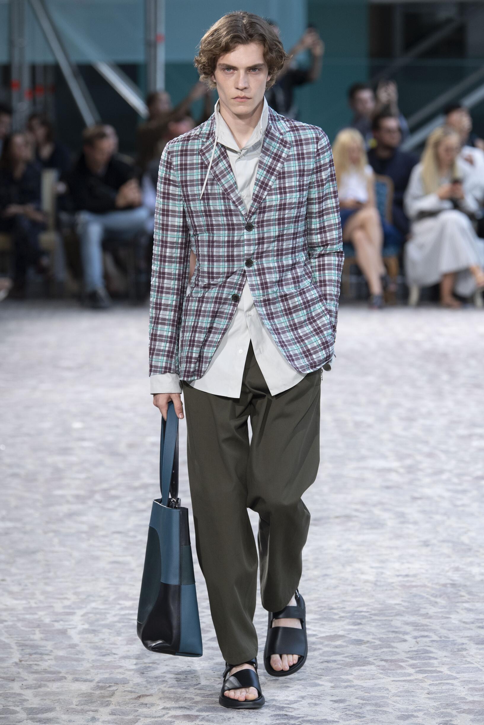 SS 2020 Fashion Show Hermès