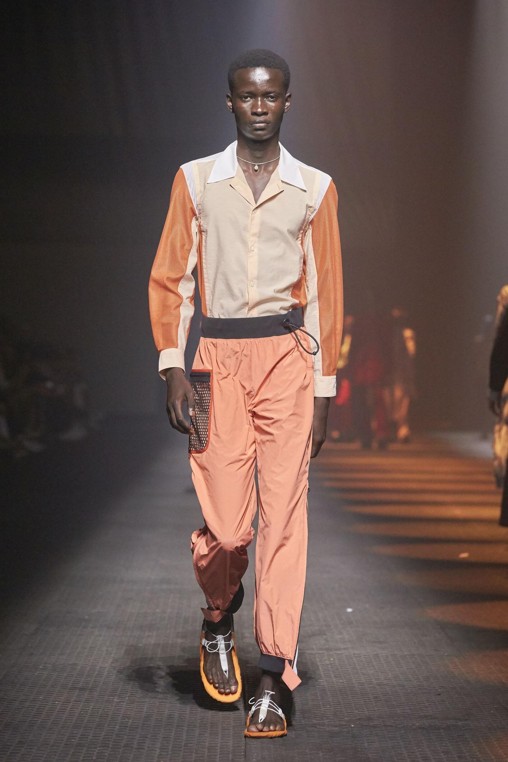 SS 2020 Fashion Show Kenzo