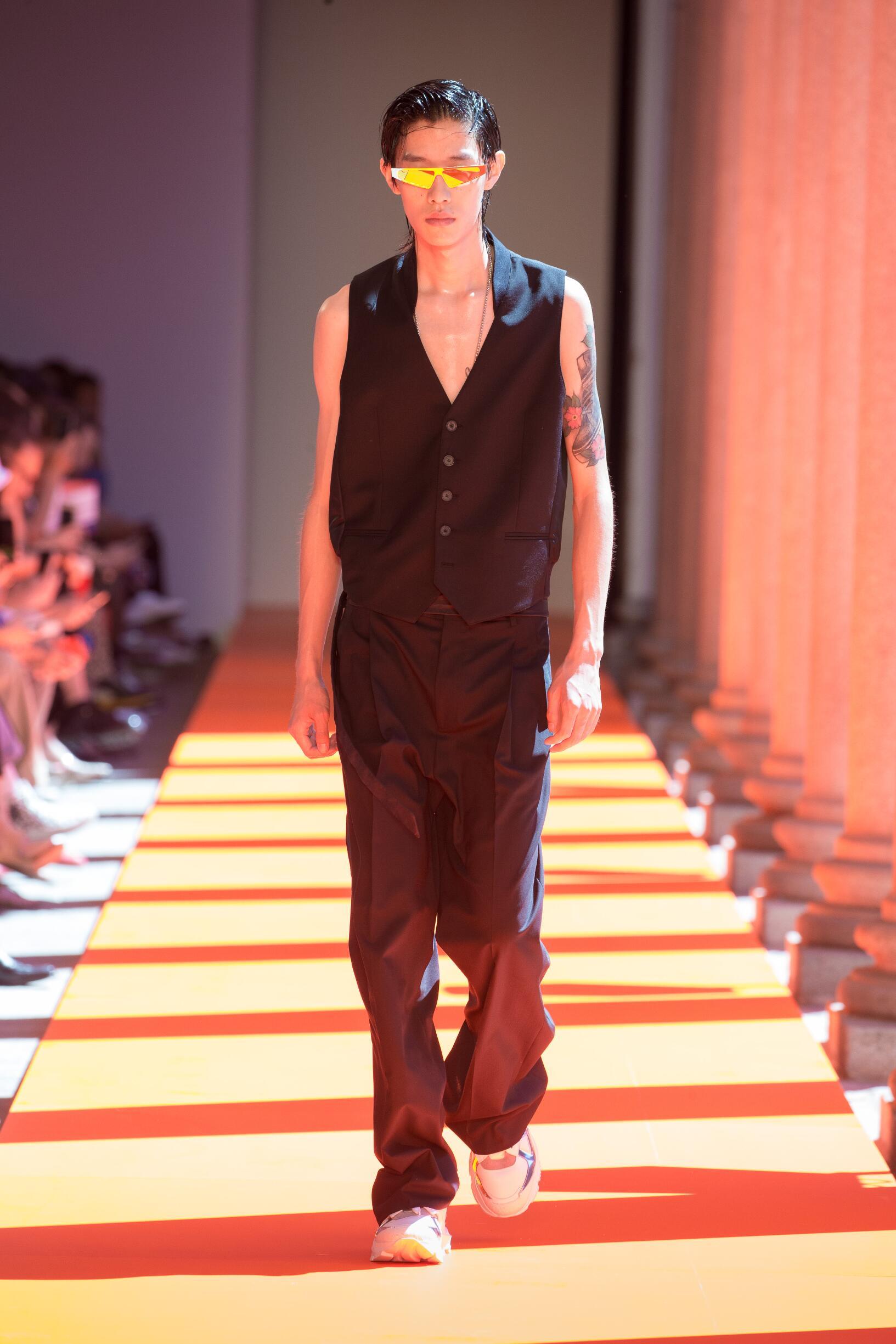 SS 2020 Fashion Show Les Hommes