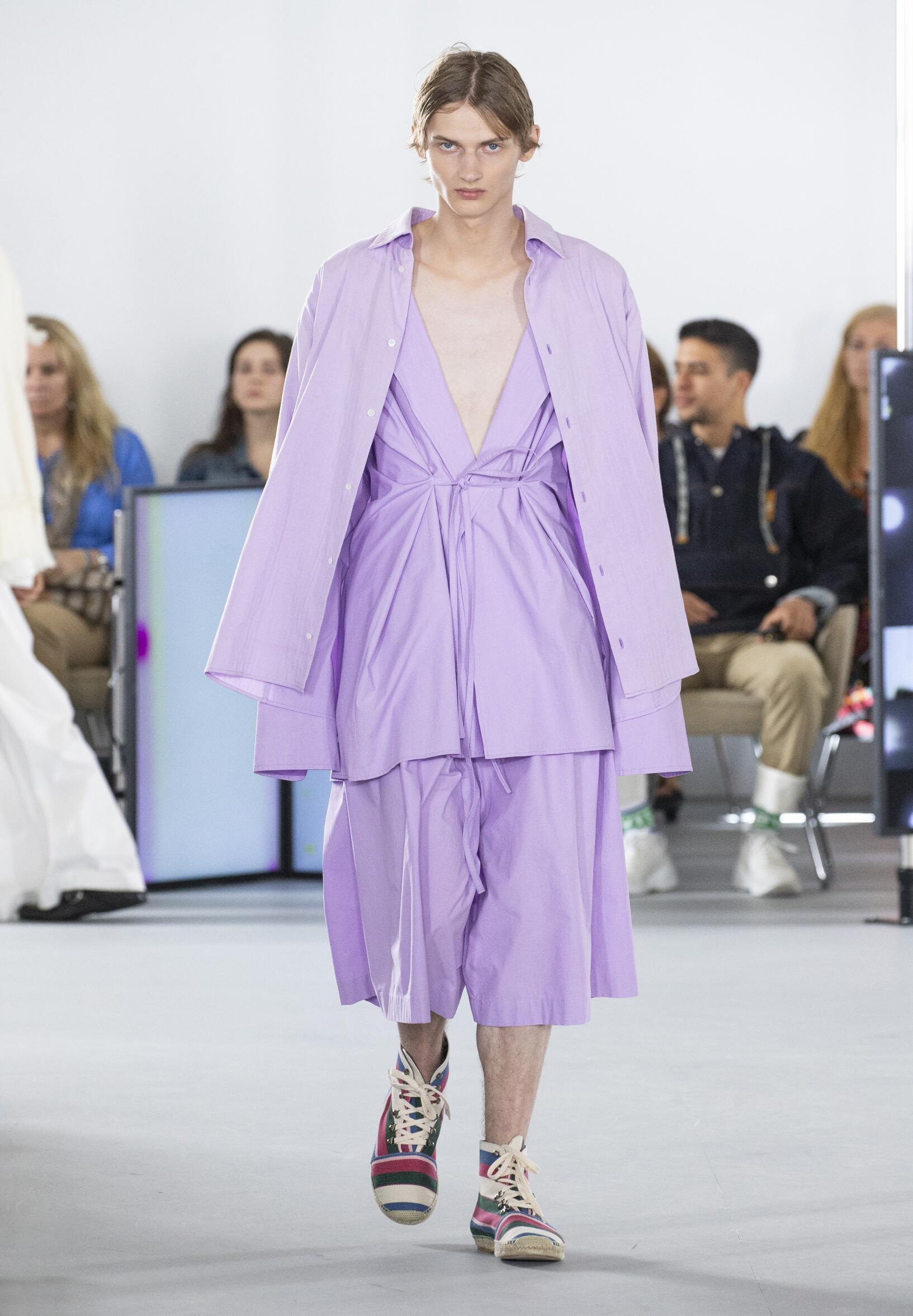 SS 2020 Fashion Show Loewe