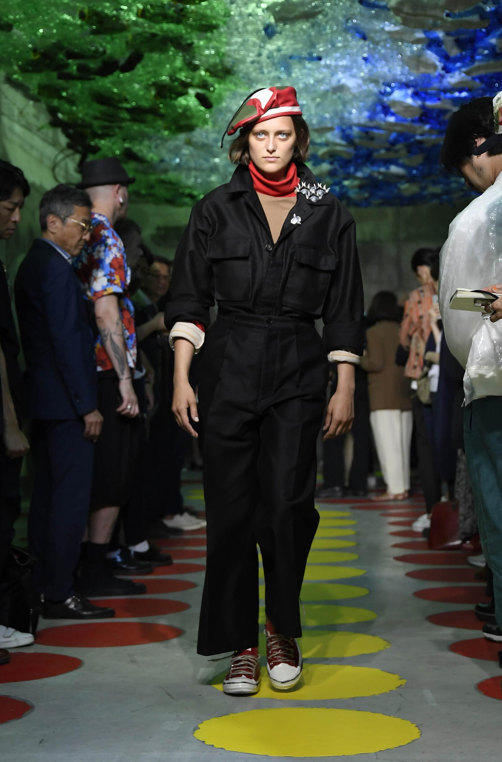 SS 2020 Fashion Show Marni