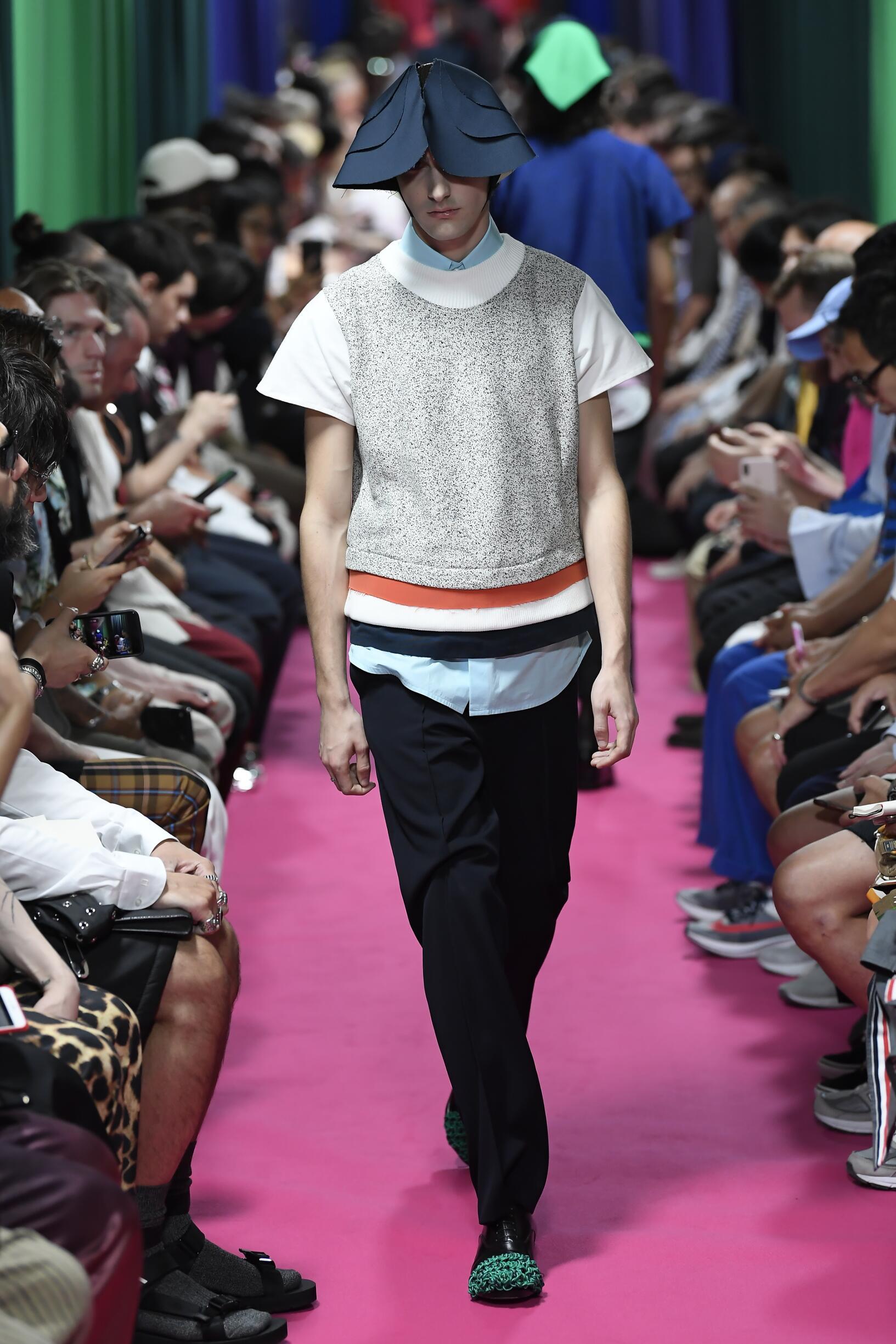 SS 2020 Fashion Show Namacheko