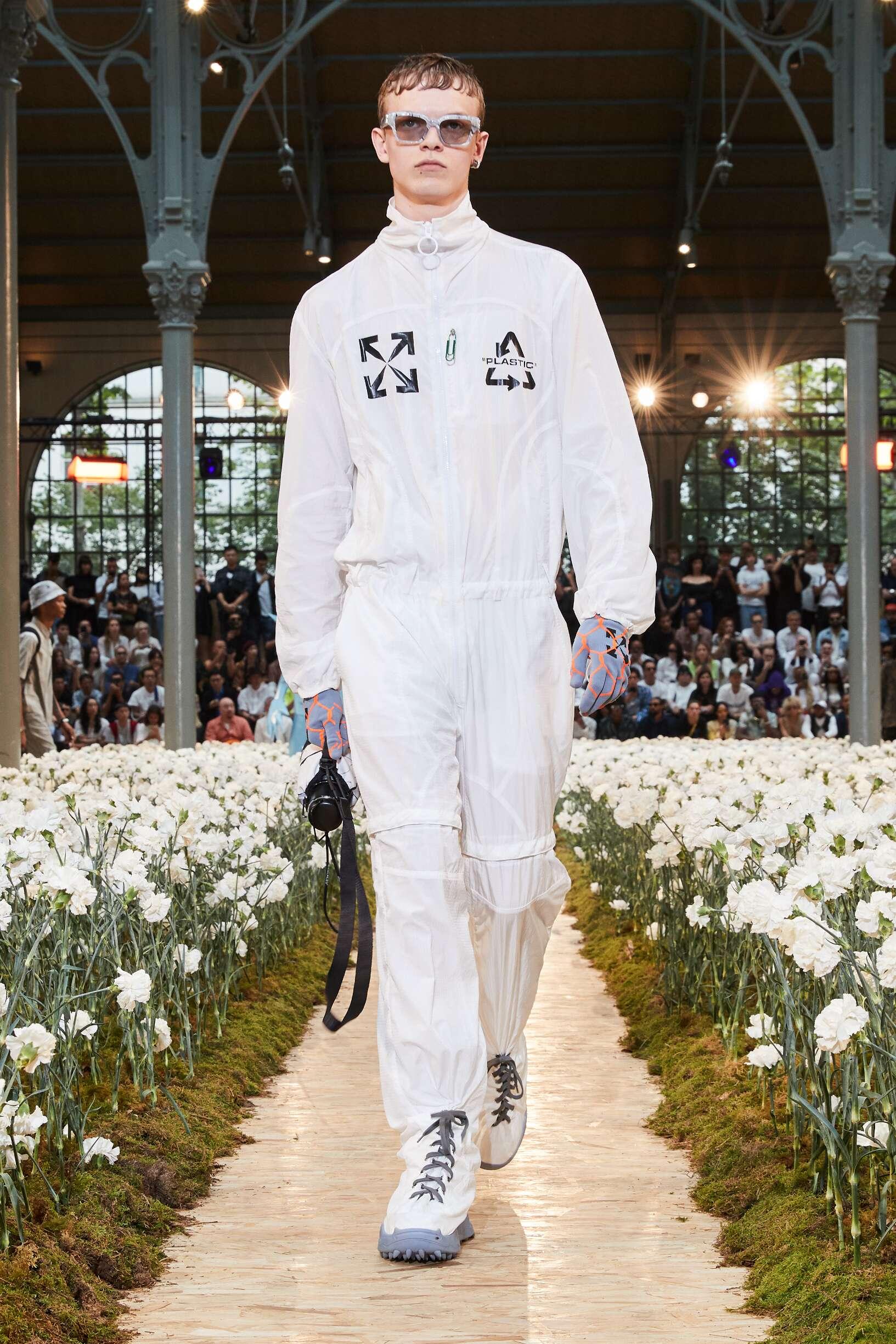 SS 2020 Fashion Show Off White c/o Virgil Abloh