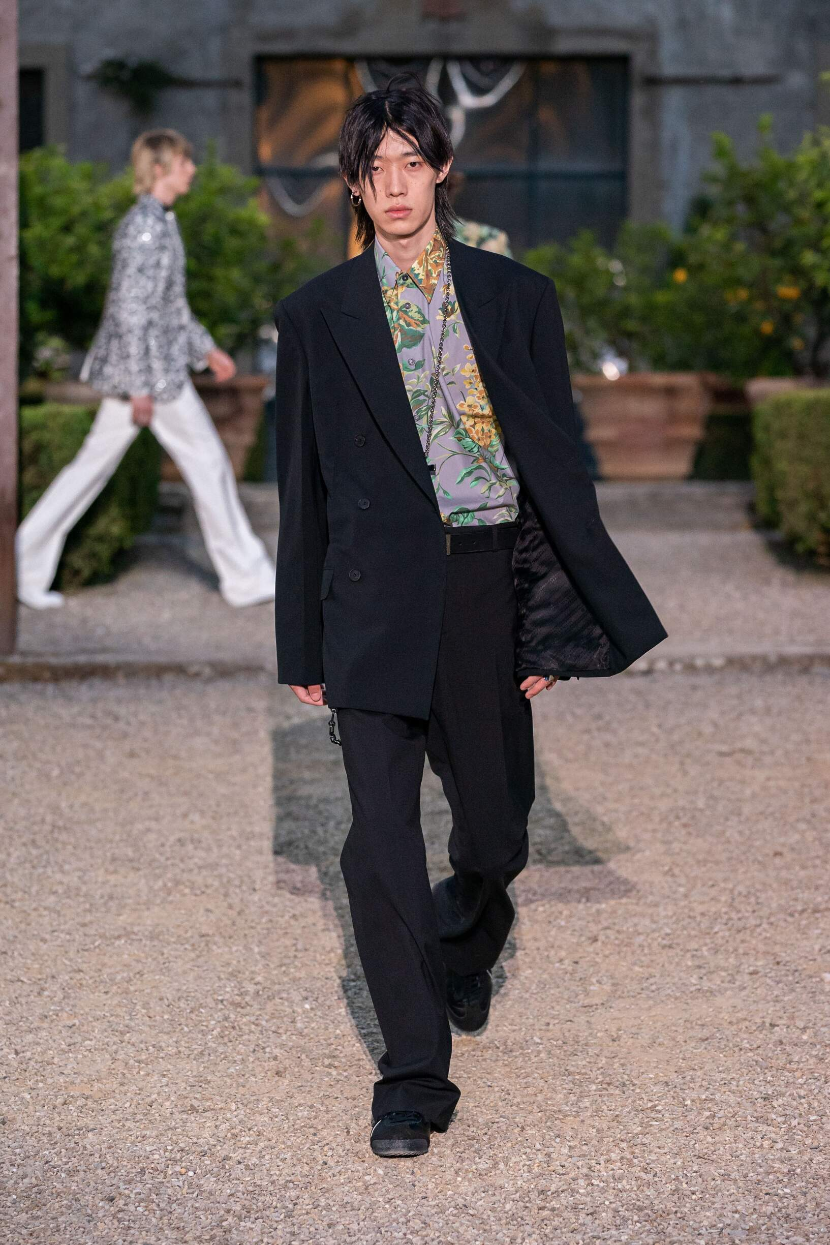 SS 2020 Givenchy Fashion Show Pitti Immagine