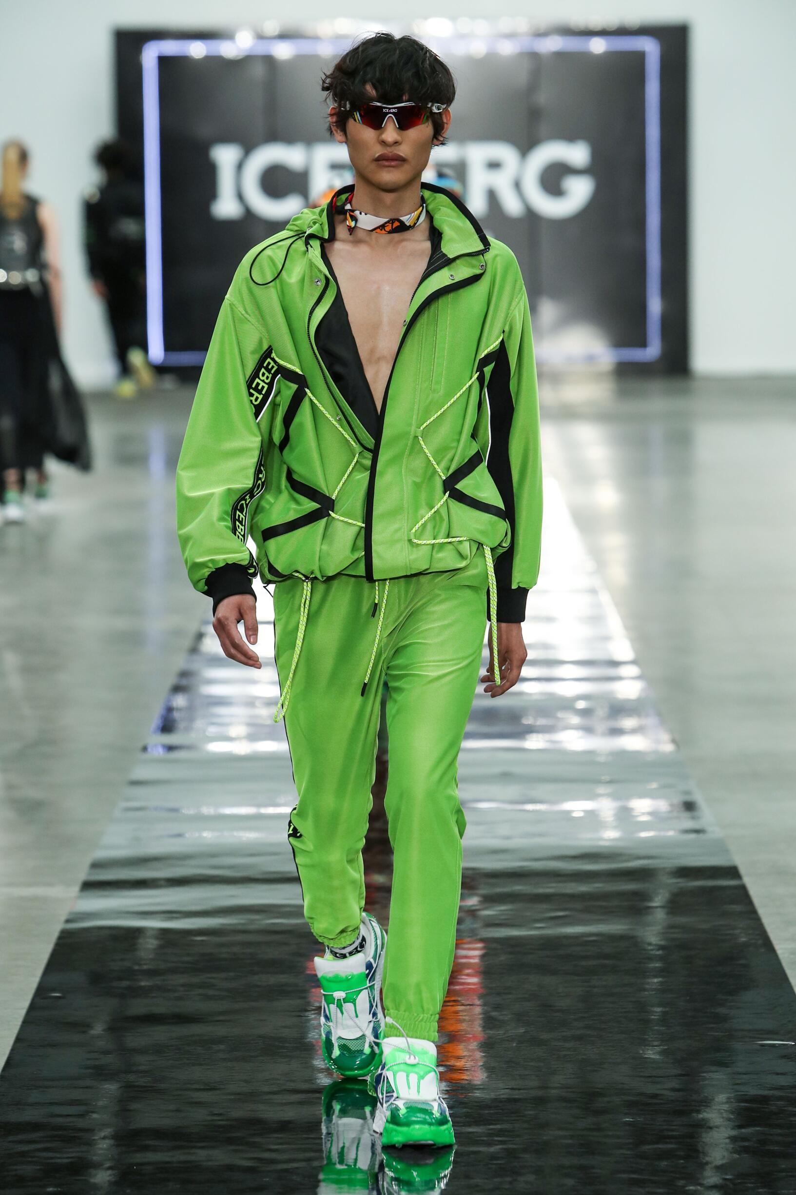 SS 2020 Iceberg Fashion Show London