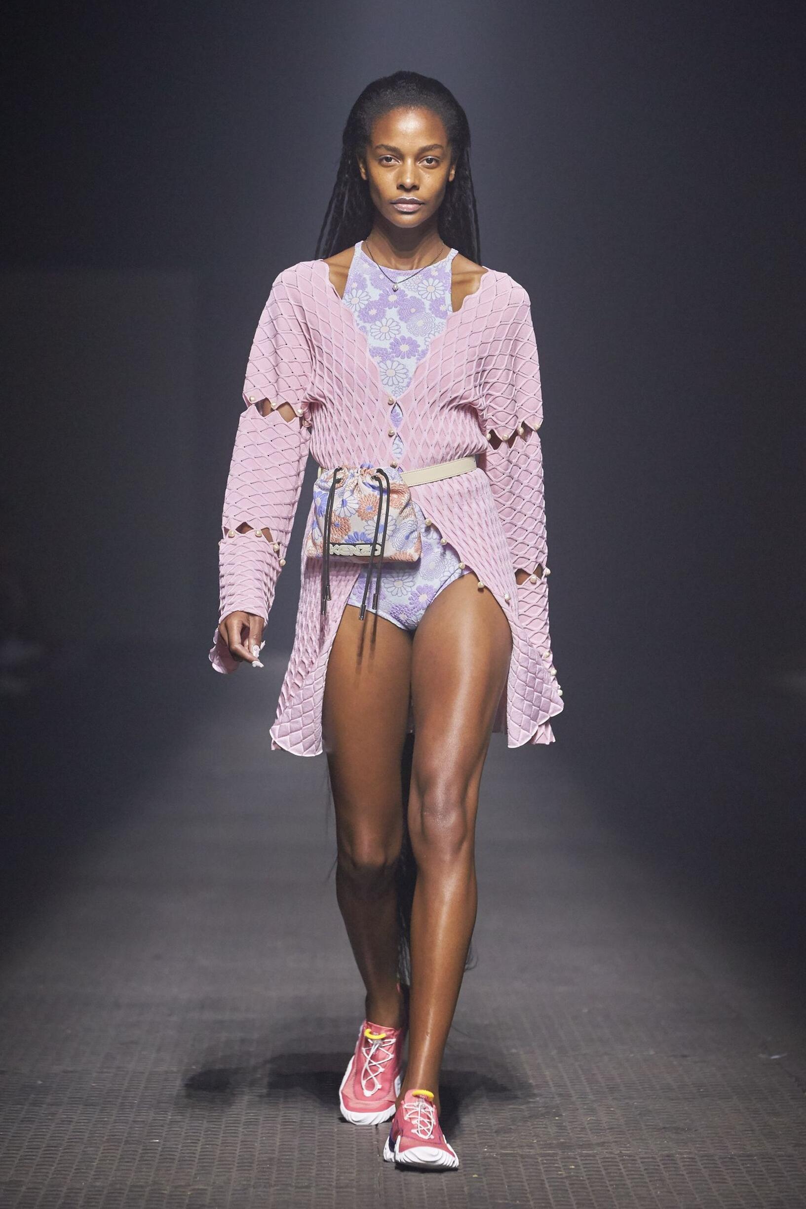 SS 2020 Kenzo Show Paris Fashion Week
