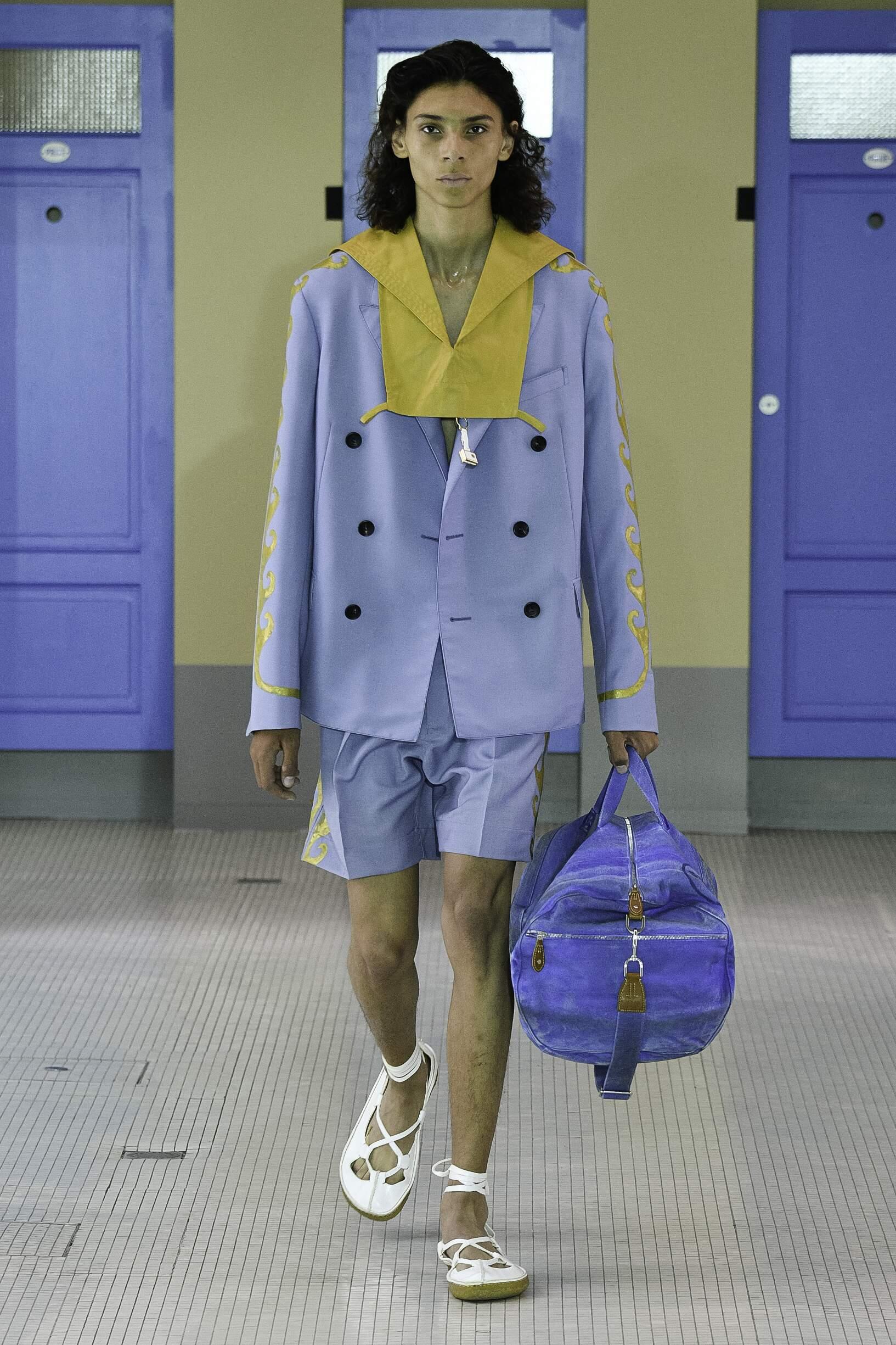 SS 2020 Lanvin Fashion Show