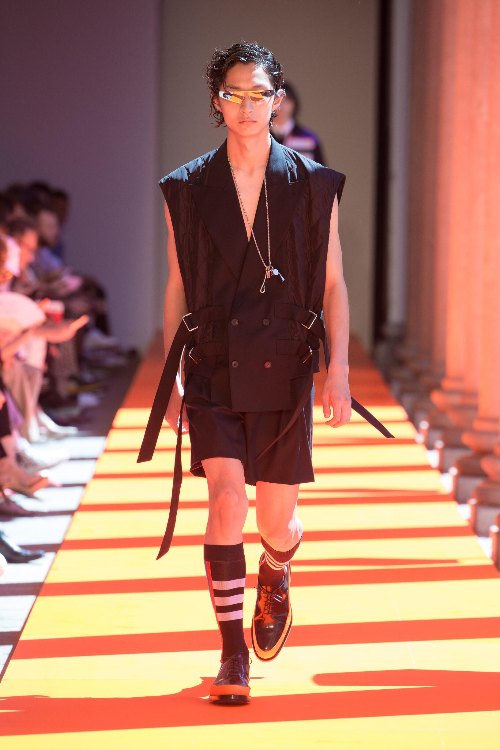 SS 2020 Les Hommes Fashion Show