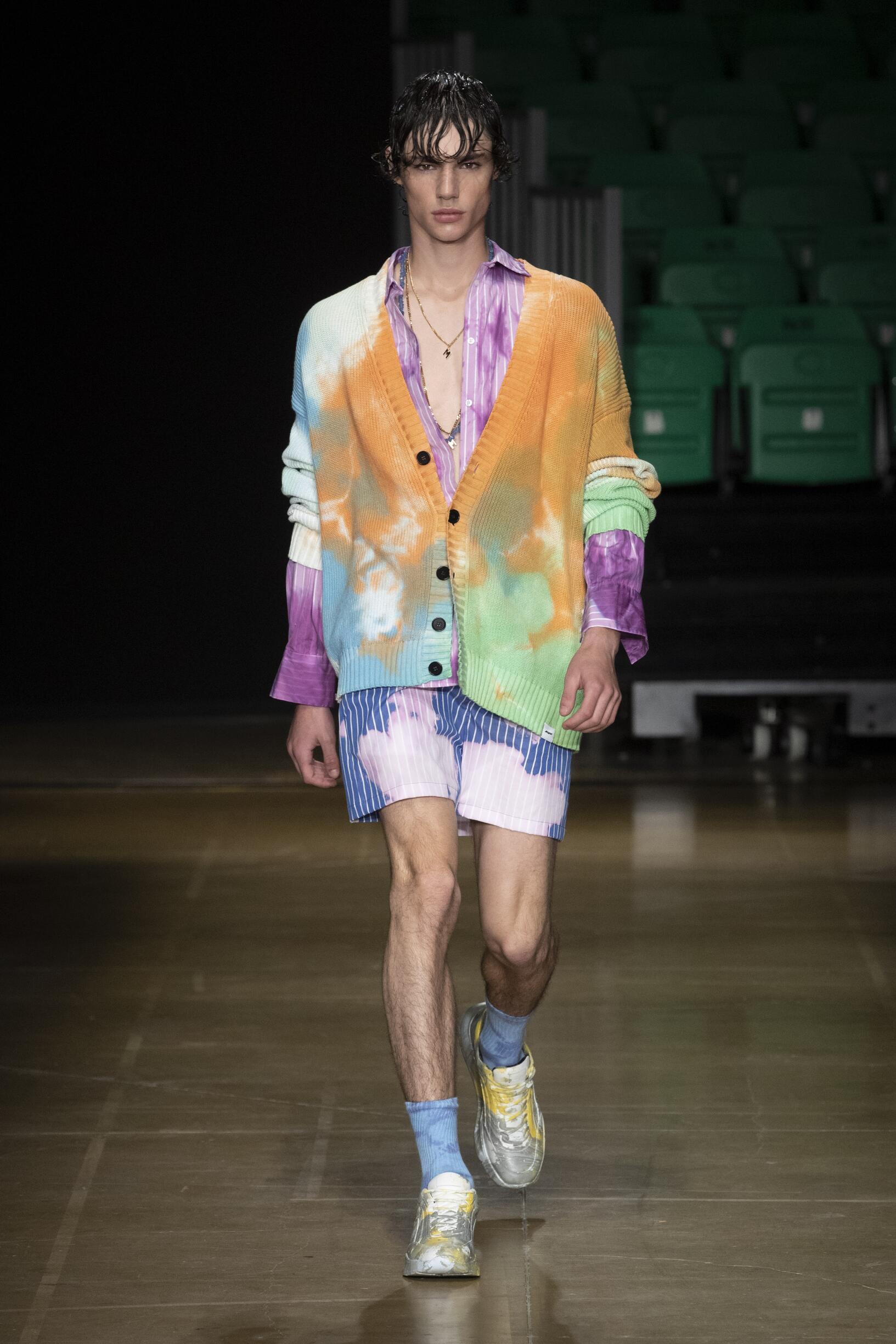 SS 2020 MSGM Fashion Show Florence