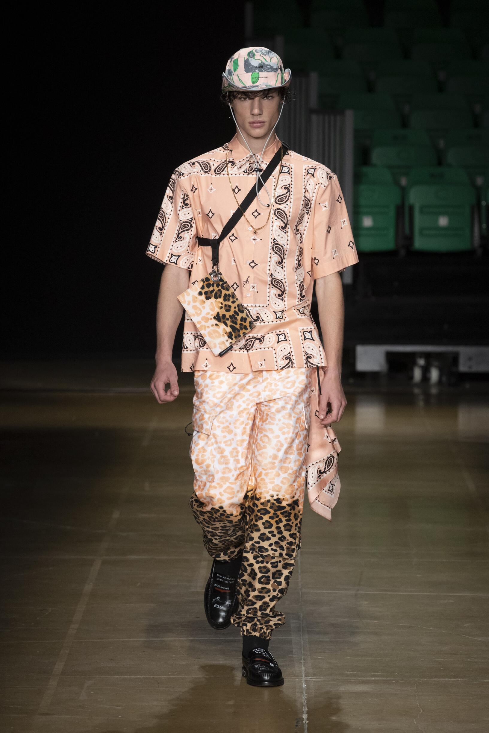 SS 2020 MSGM Fashion Show