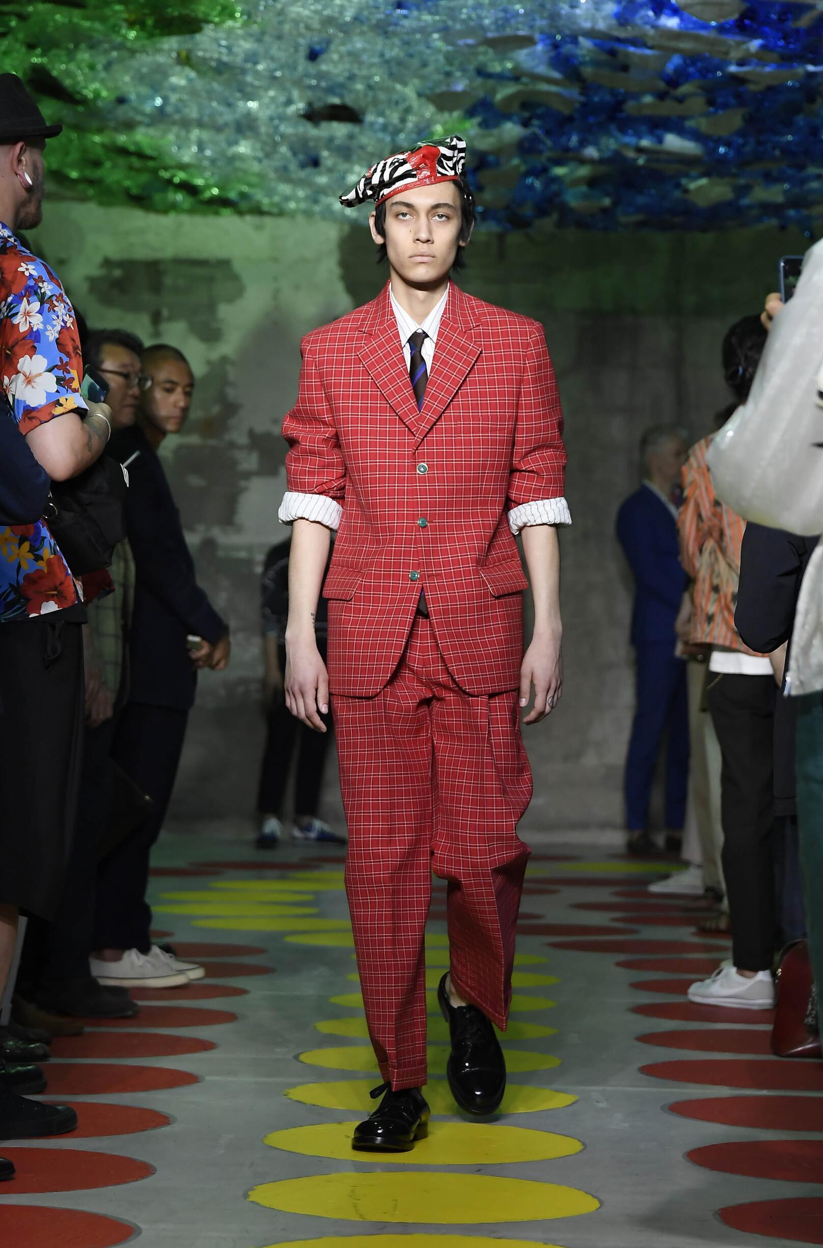 SS 2020 Marni Fashion Show Milan Fashion Week