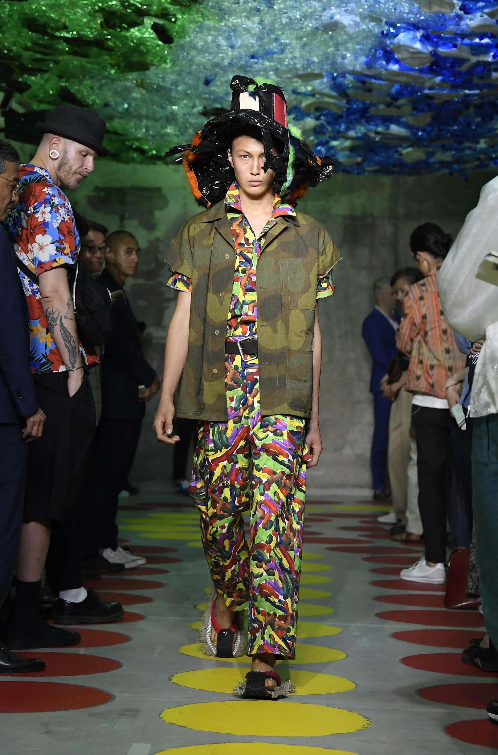 SS 2020 Marni Fashion Show Milan