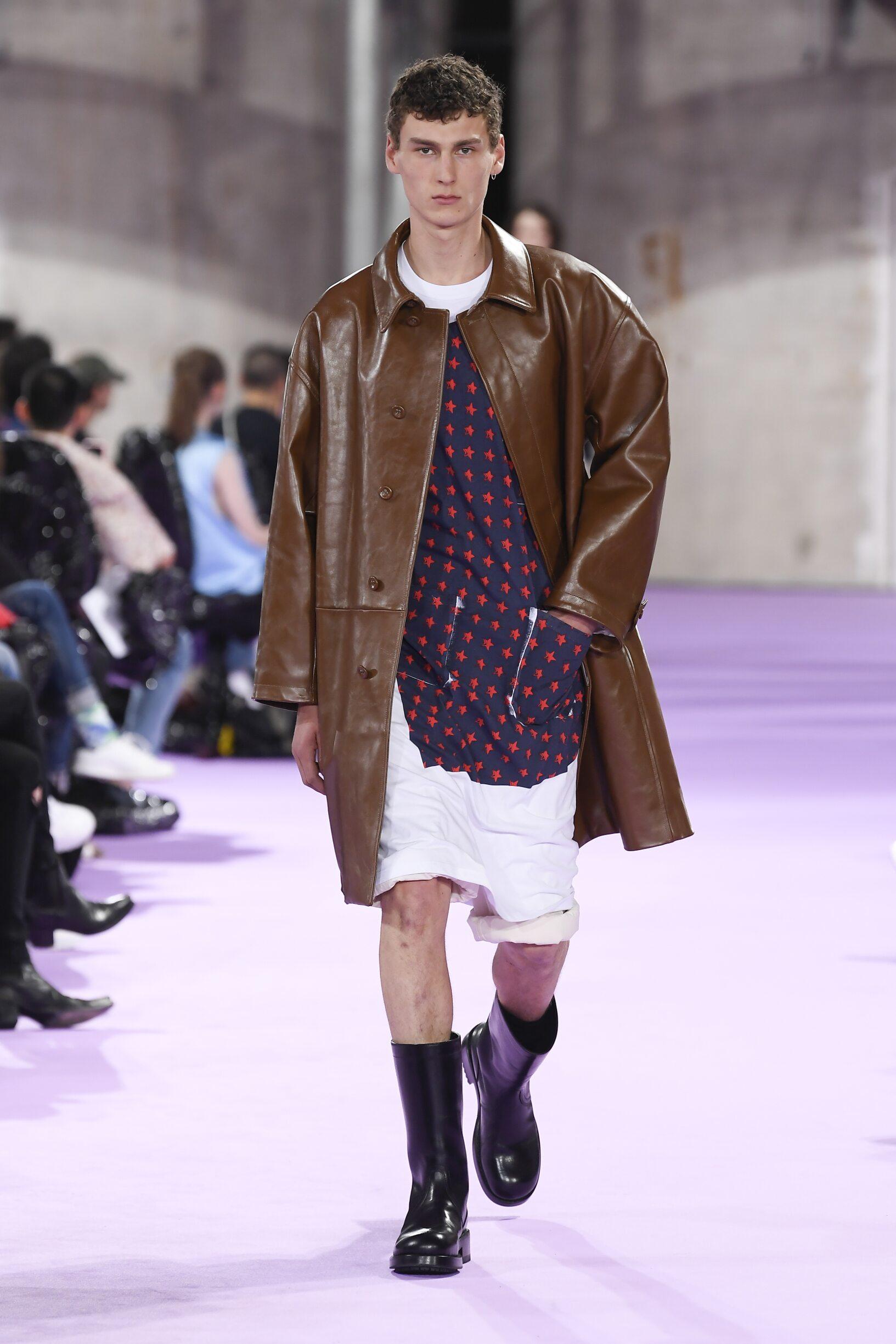 SS 2020 Raf Simons Fashion Show Paris Fashion Week