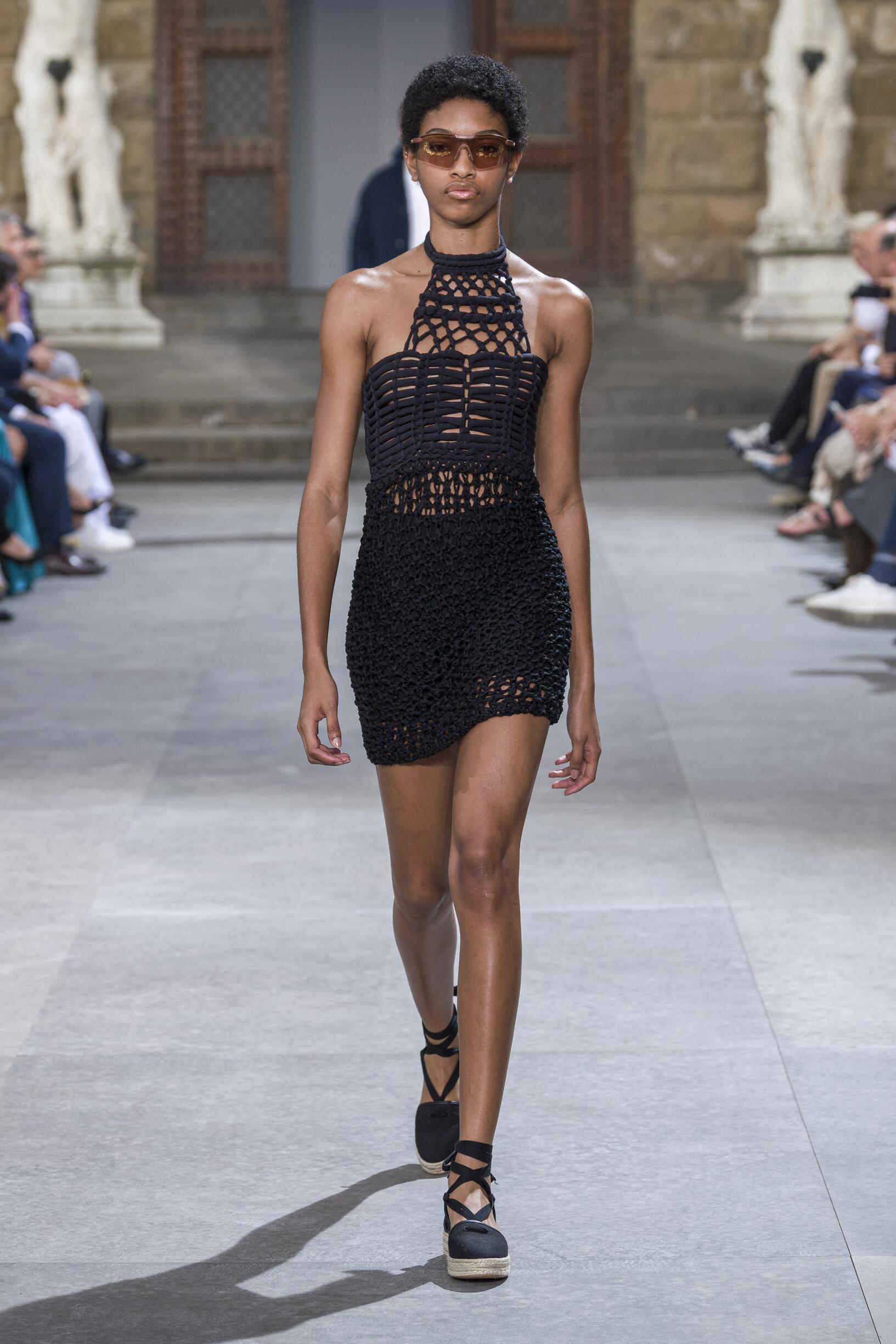 SS 2020 Salvatore Ferragamo Fashion Show Florence