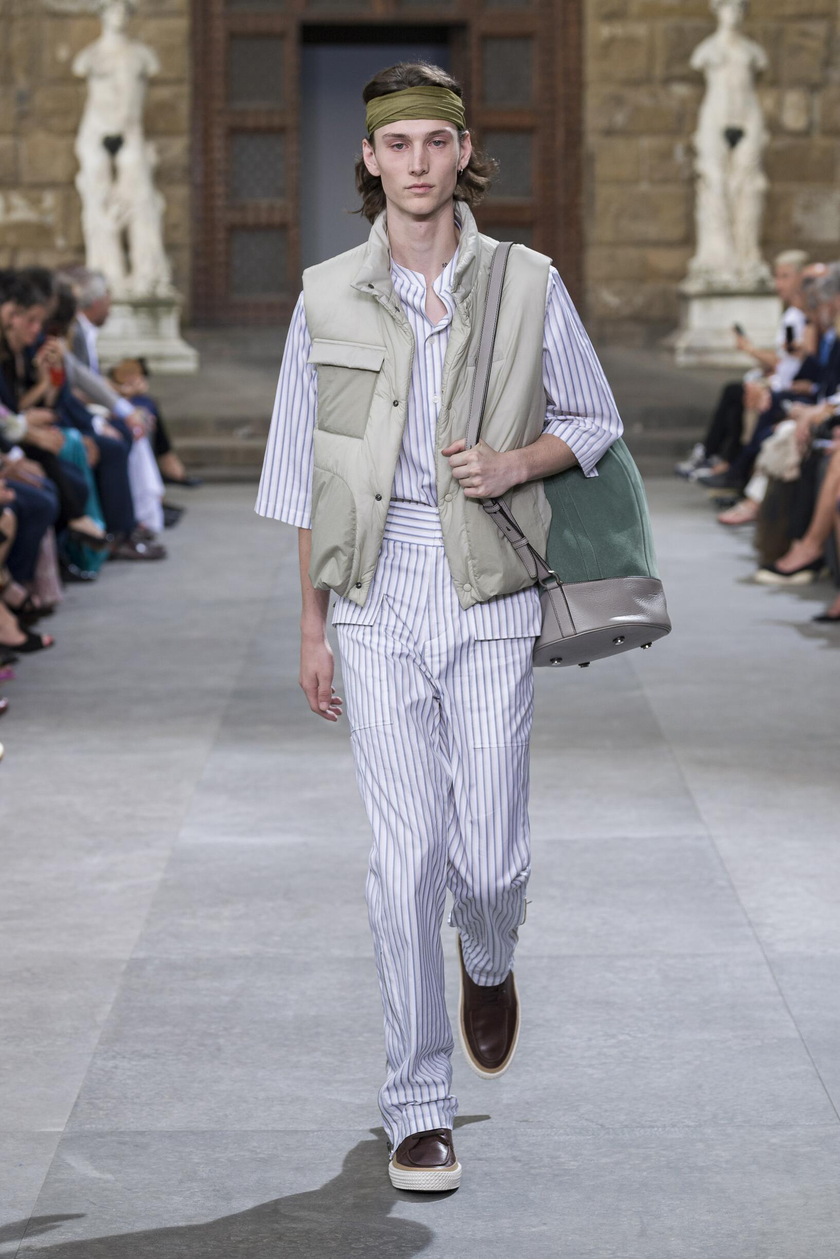 SS 2020 Salvatore Ferragamo Fashion Show