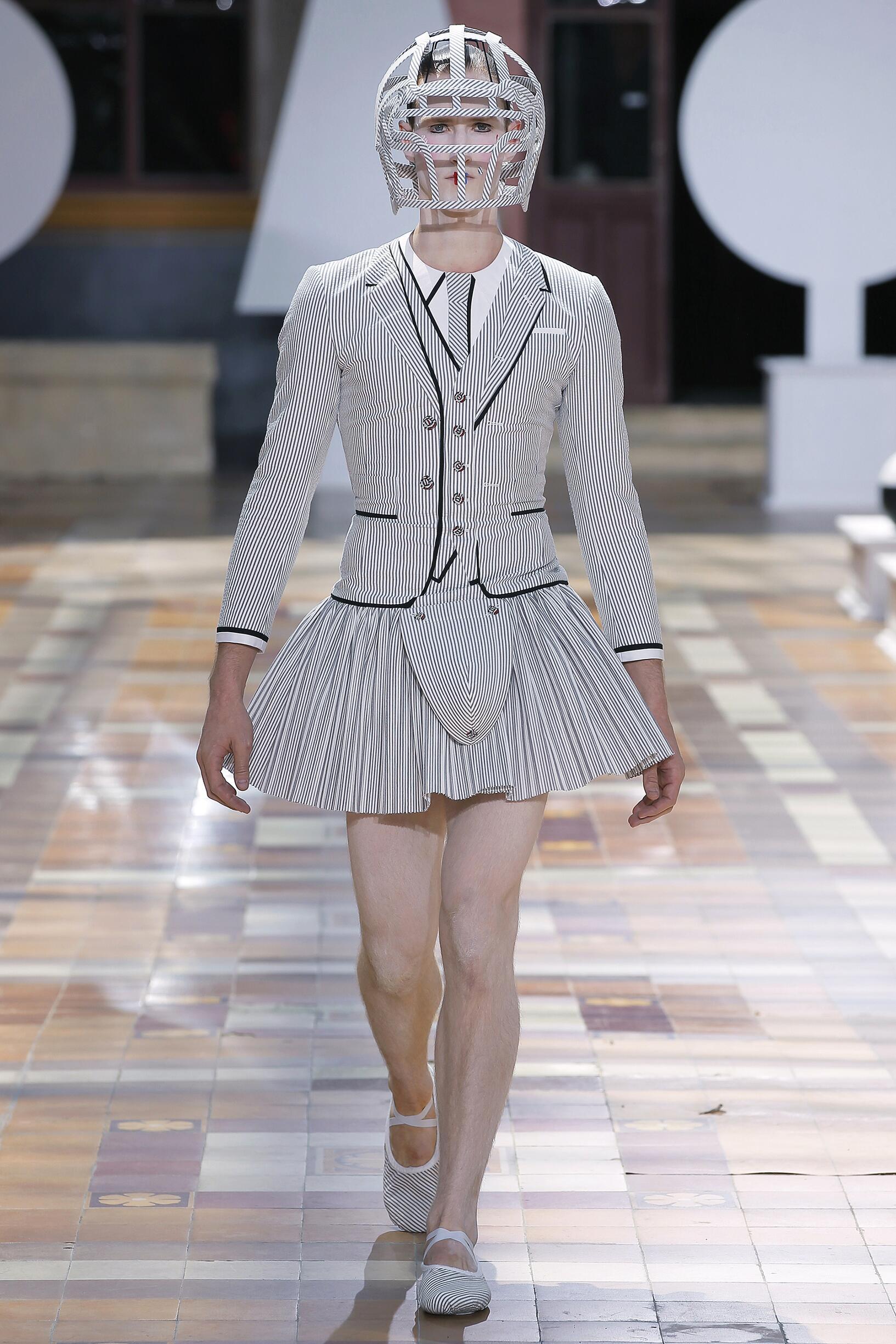 SS 2020 Thom Browne Fashion Show