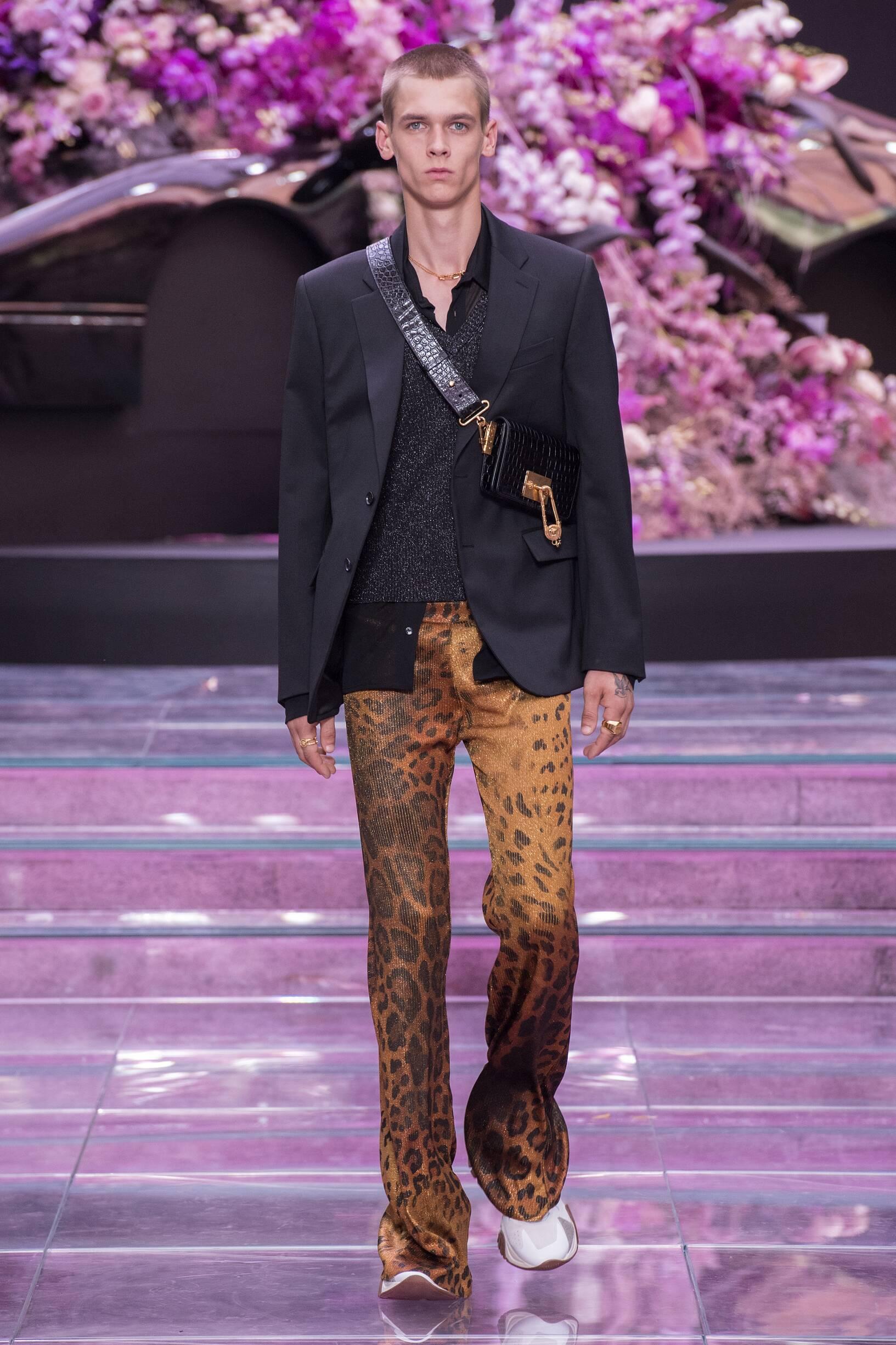 SS 2020 Versace Fashion Show Milan Fashion Week