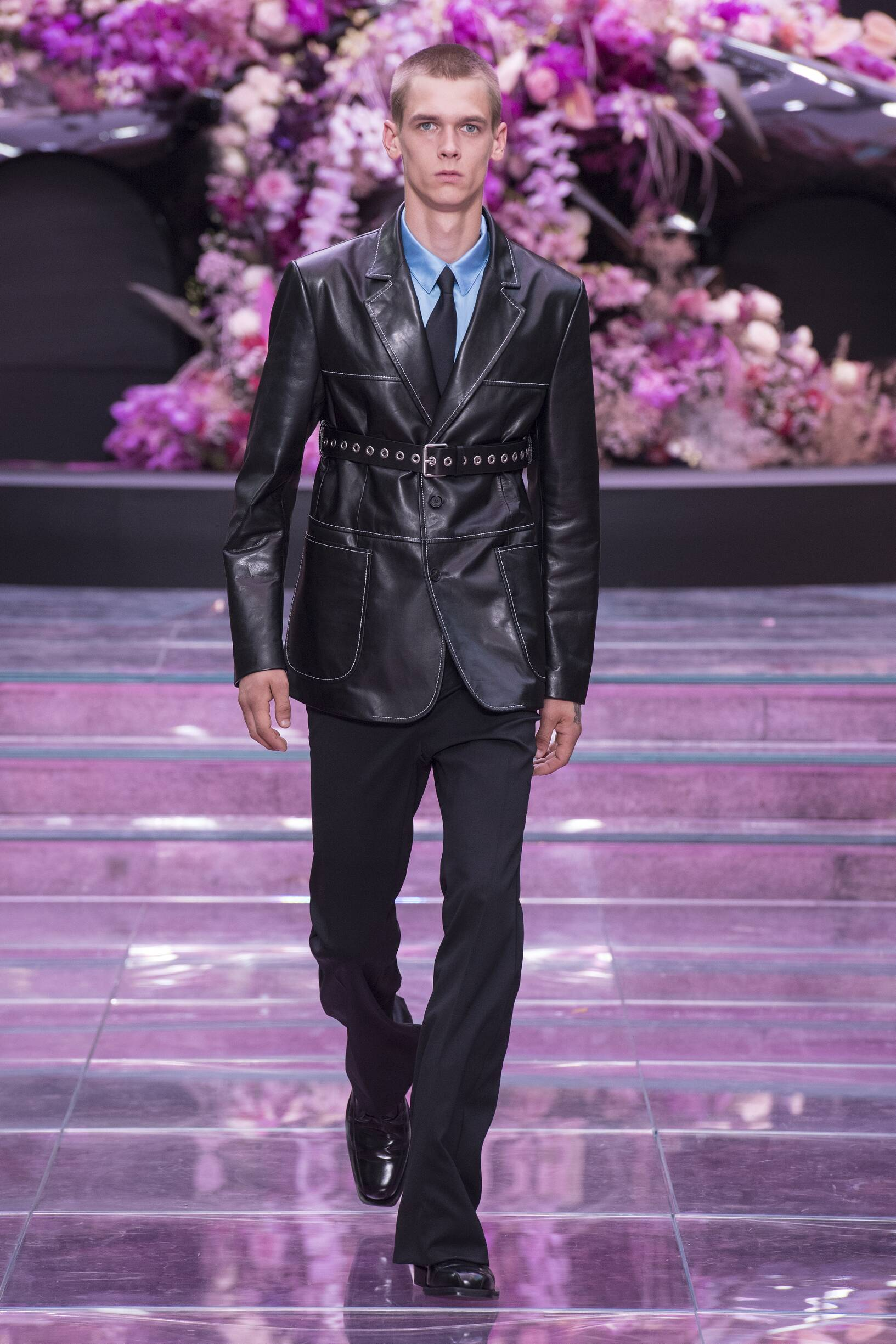 SS 2020 Versace Fashion Show