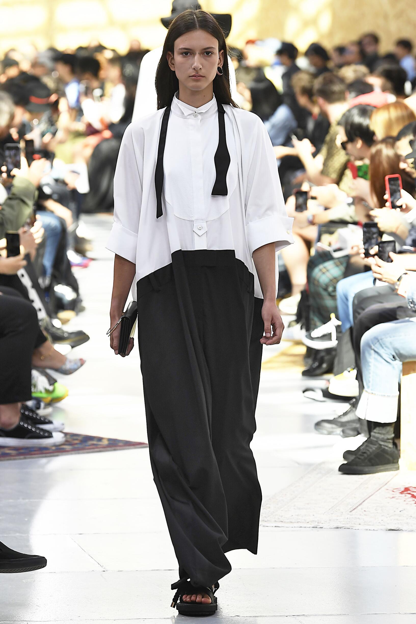 Sacai Fashion Show SS 2020