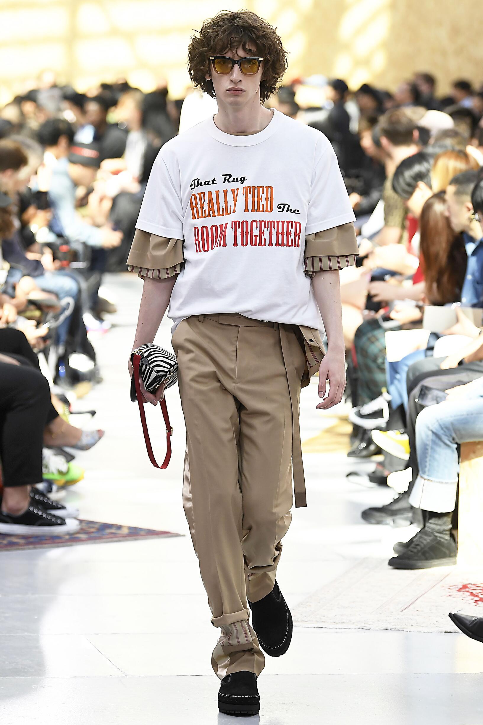 Sacai Spring Summer 2020 Collection Paris Fashion Week