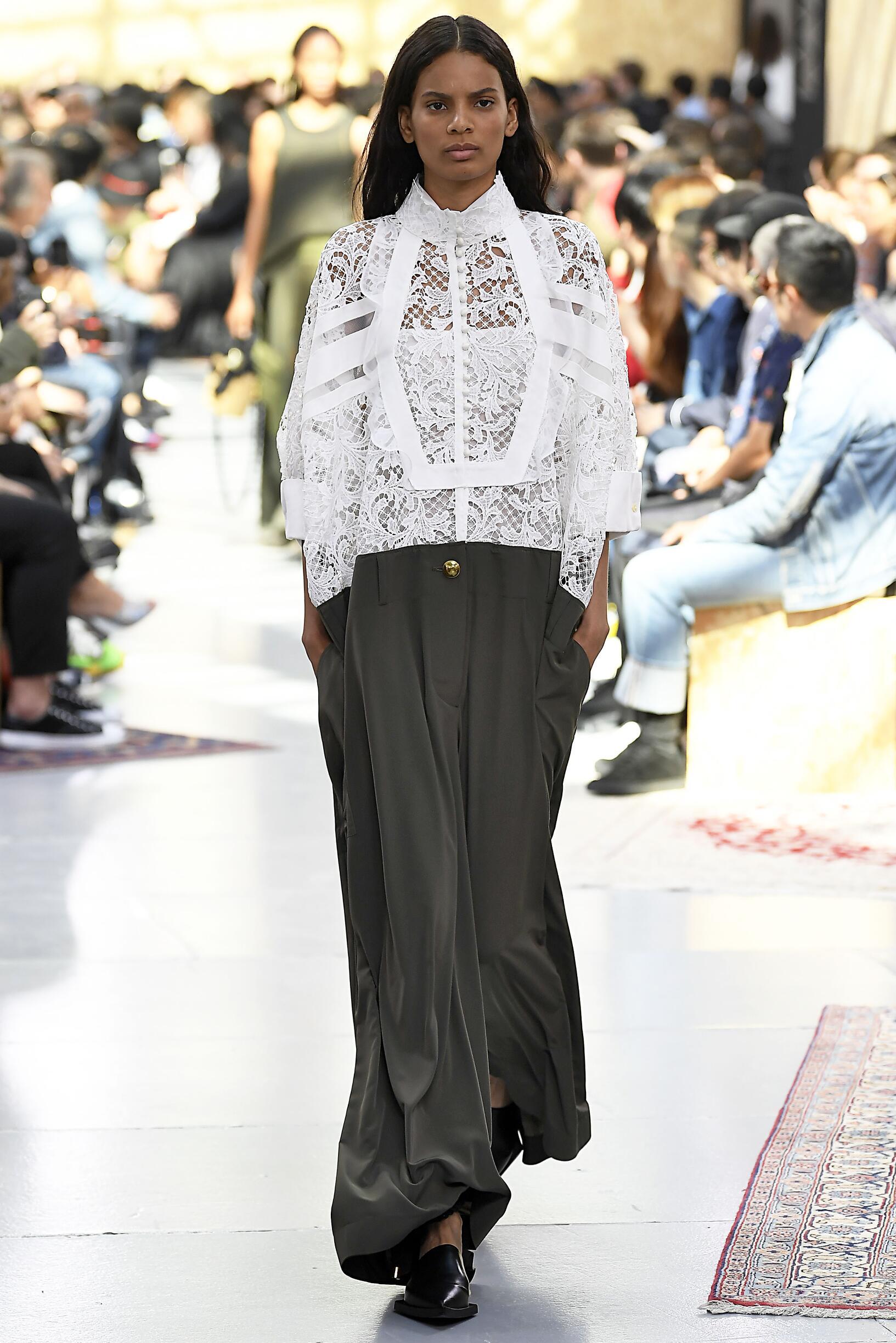 Sacai Women's Collection 2020
