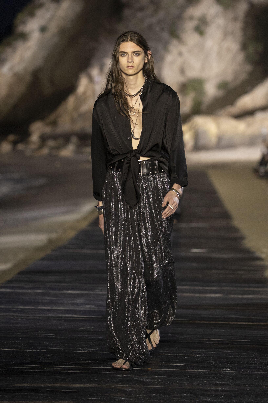 Saint Laurent 2020 Malibu Trends Menswear