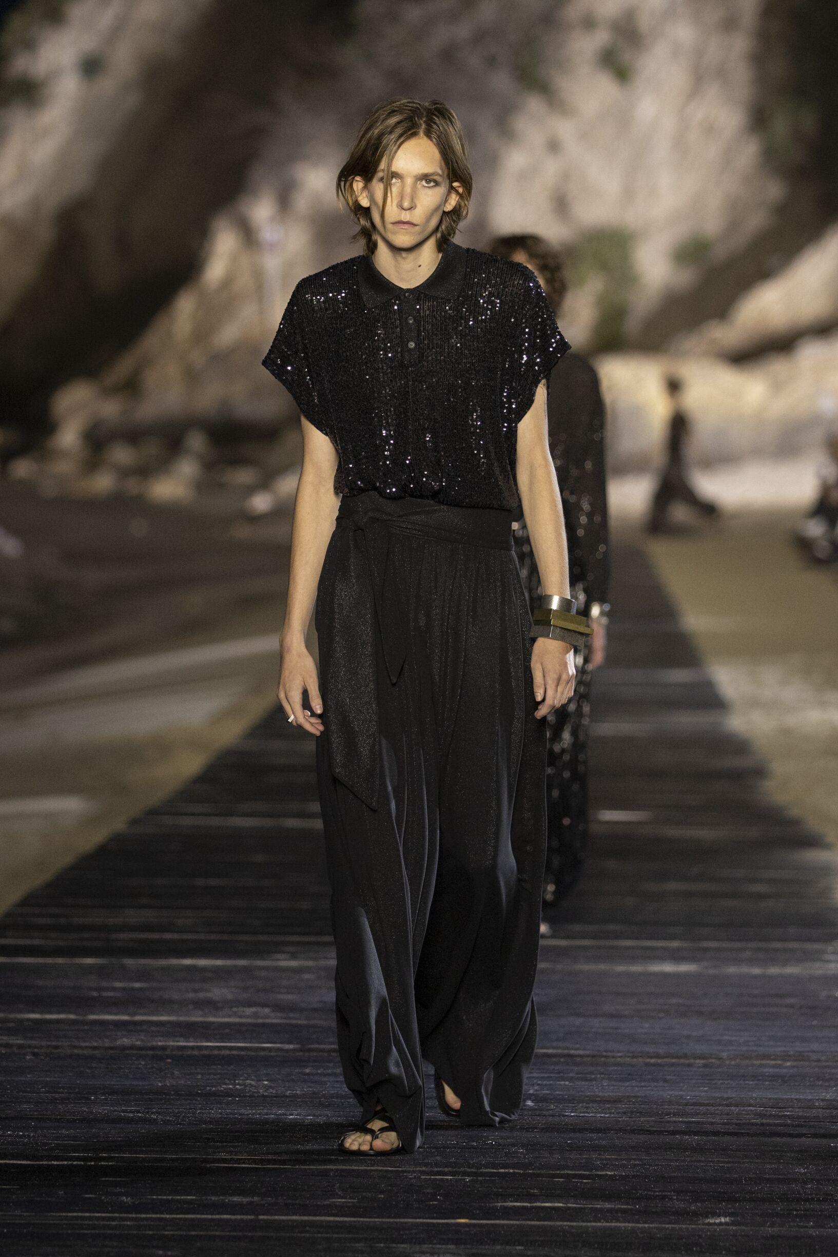 Saint Laurent Menswear Collection Trends Summer