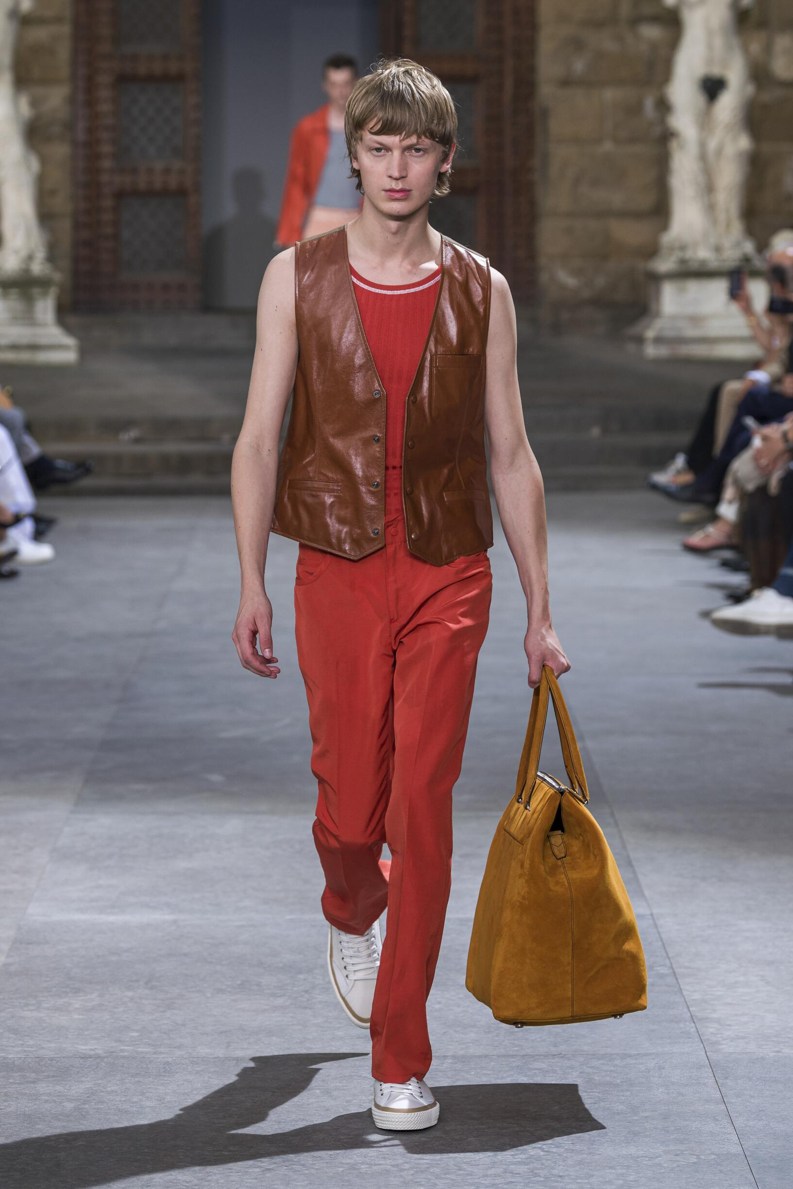 Salvatore Ferragamo 2020 Florence Men Trends