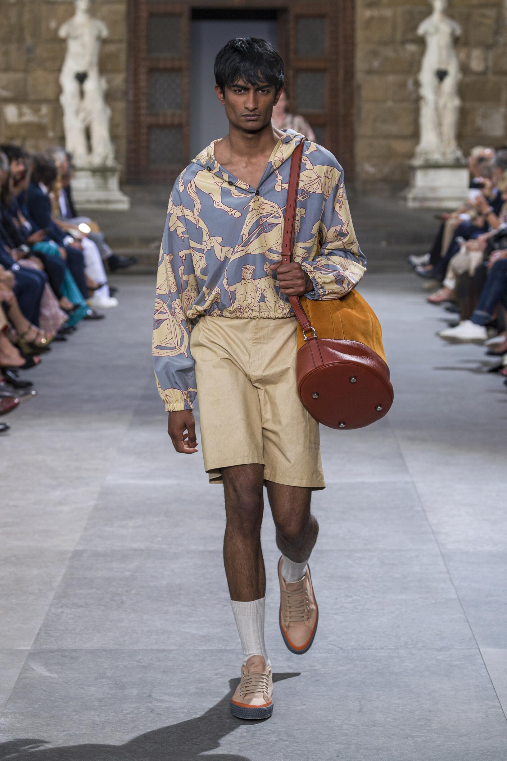 Salvatore Ferragamo 2020 Florence Trends