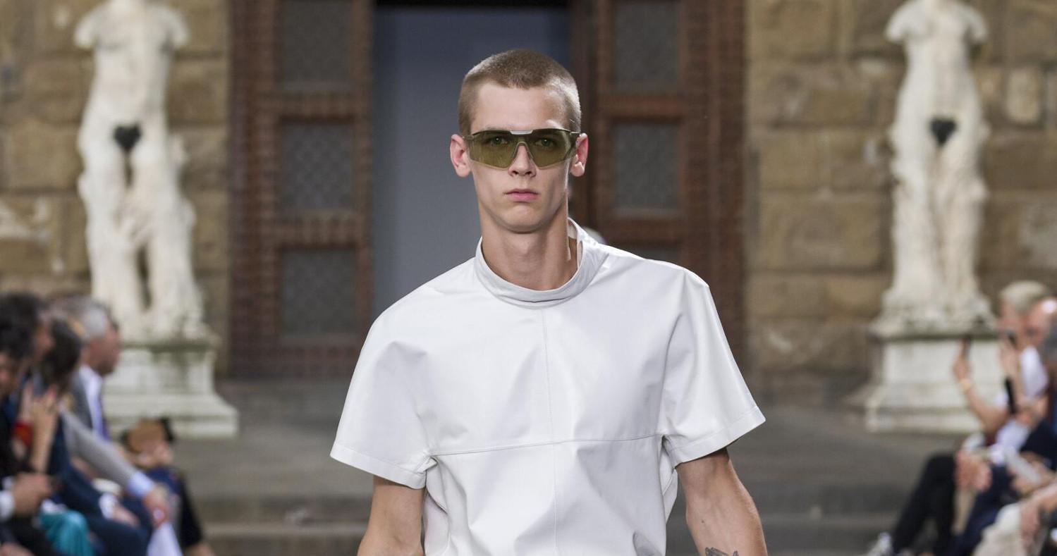 Salvatore Ferragamo Fashion Show SS 2020 Florence
