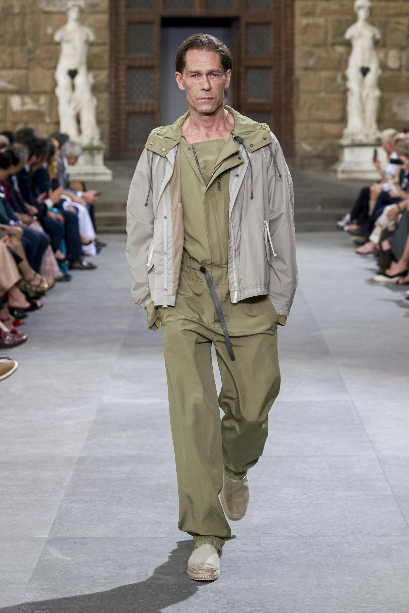 Salvatore Ferragamo SS 2020 Menswear