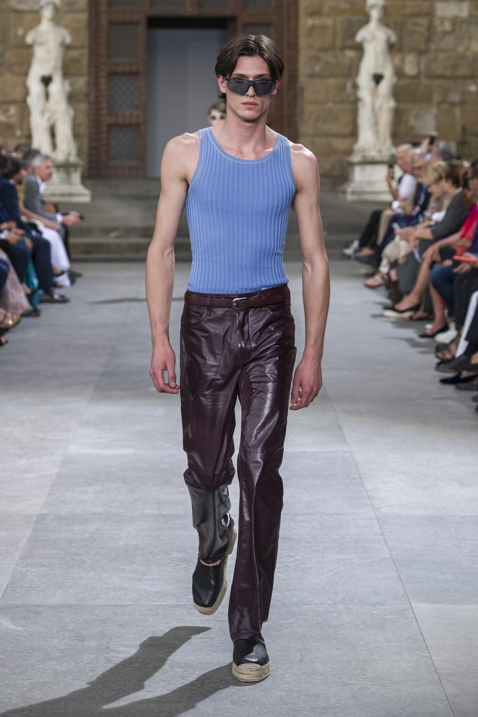 Salvatore Ferragamo Spring 2020 Catwalk