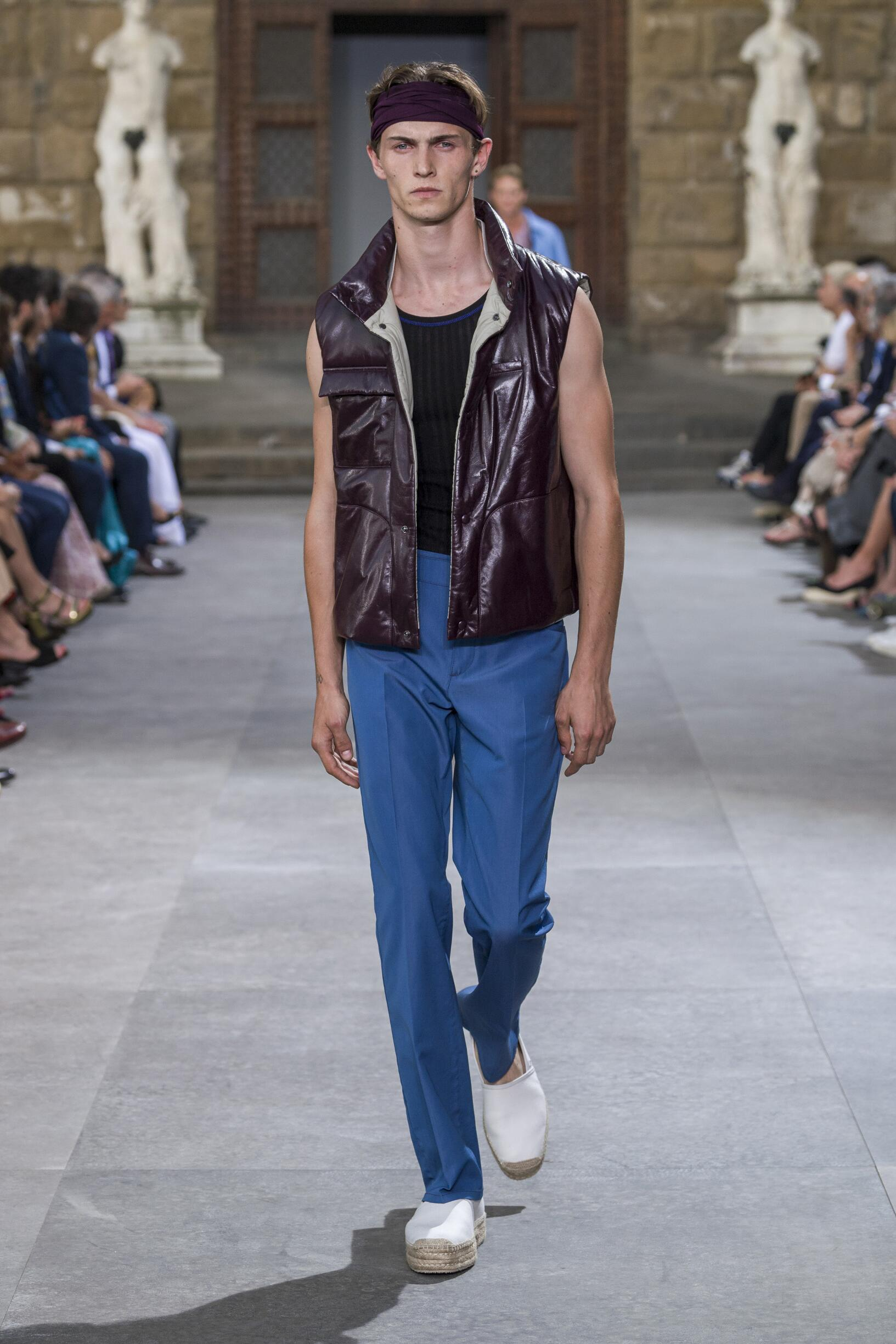 Salvatore Ferragamo Summer 2020 Catwalk